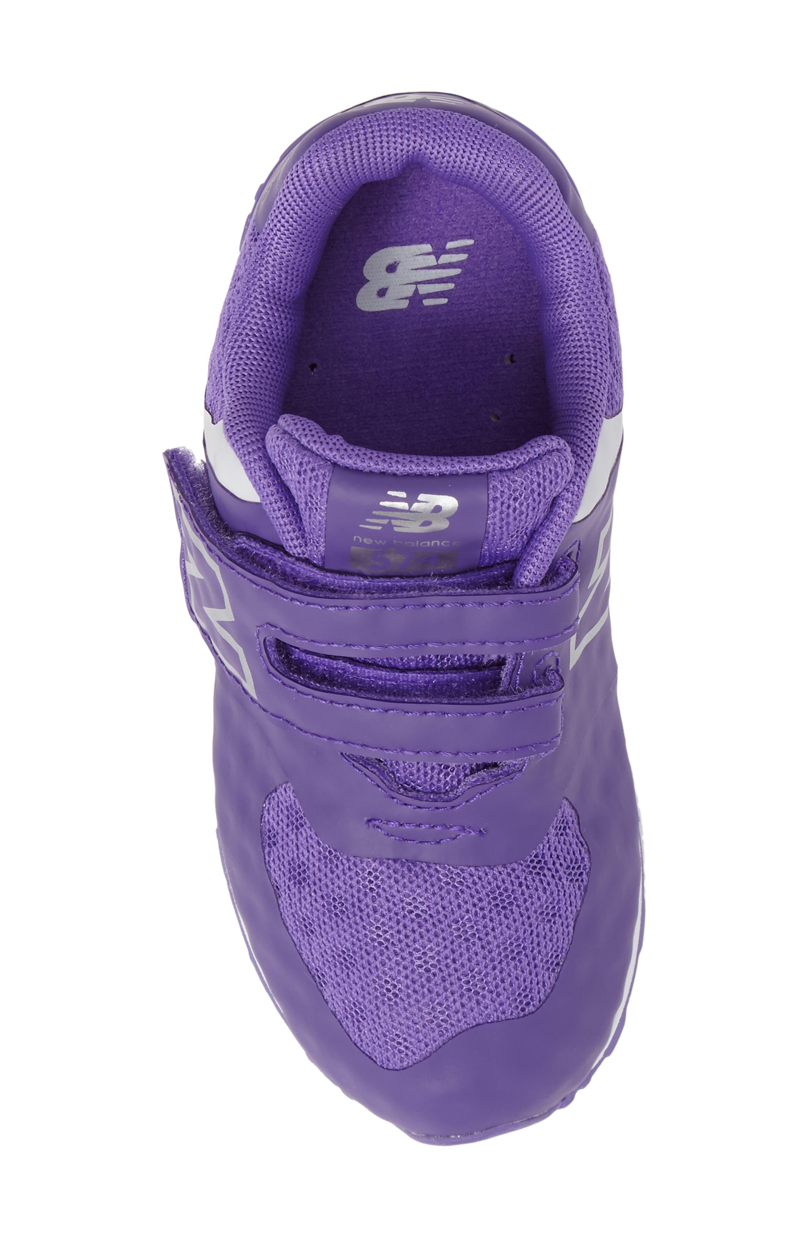 Alternate Image 5  - New Balance 574 Sneaker (Baby, Walker, Toddler, Little Kid & Big Kid)
