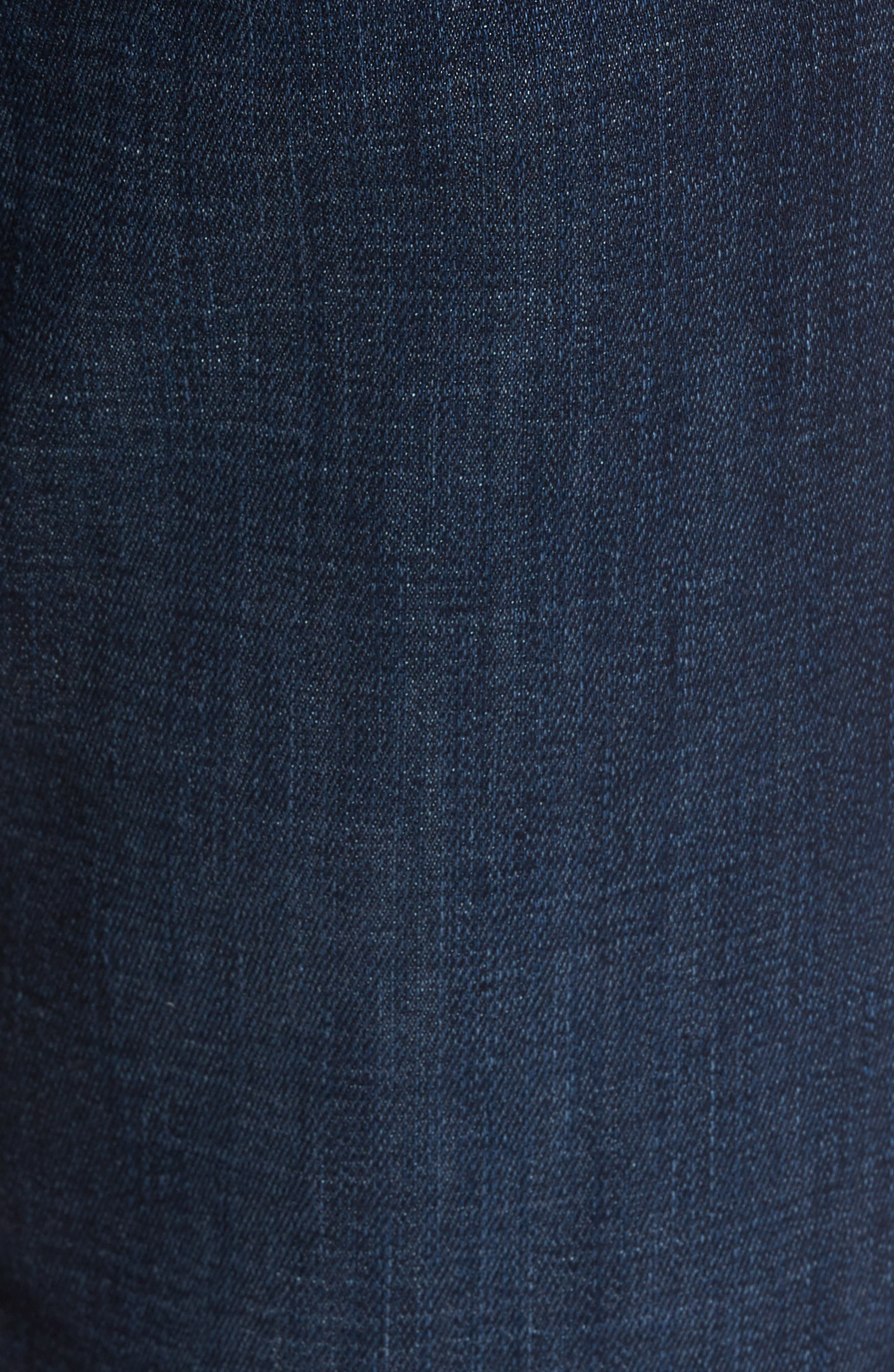 Alternate Image 5  - Joe's Rebel Relaxed Fit Jeans (Brooks)
