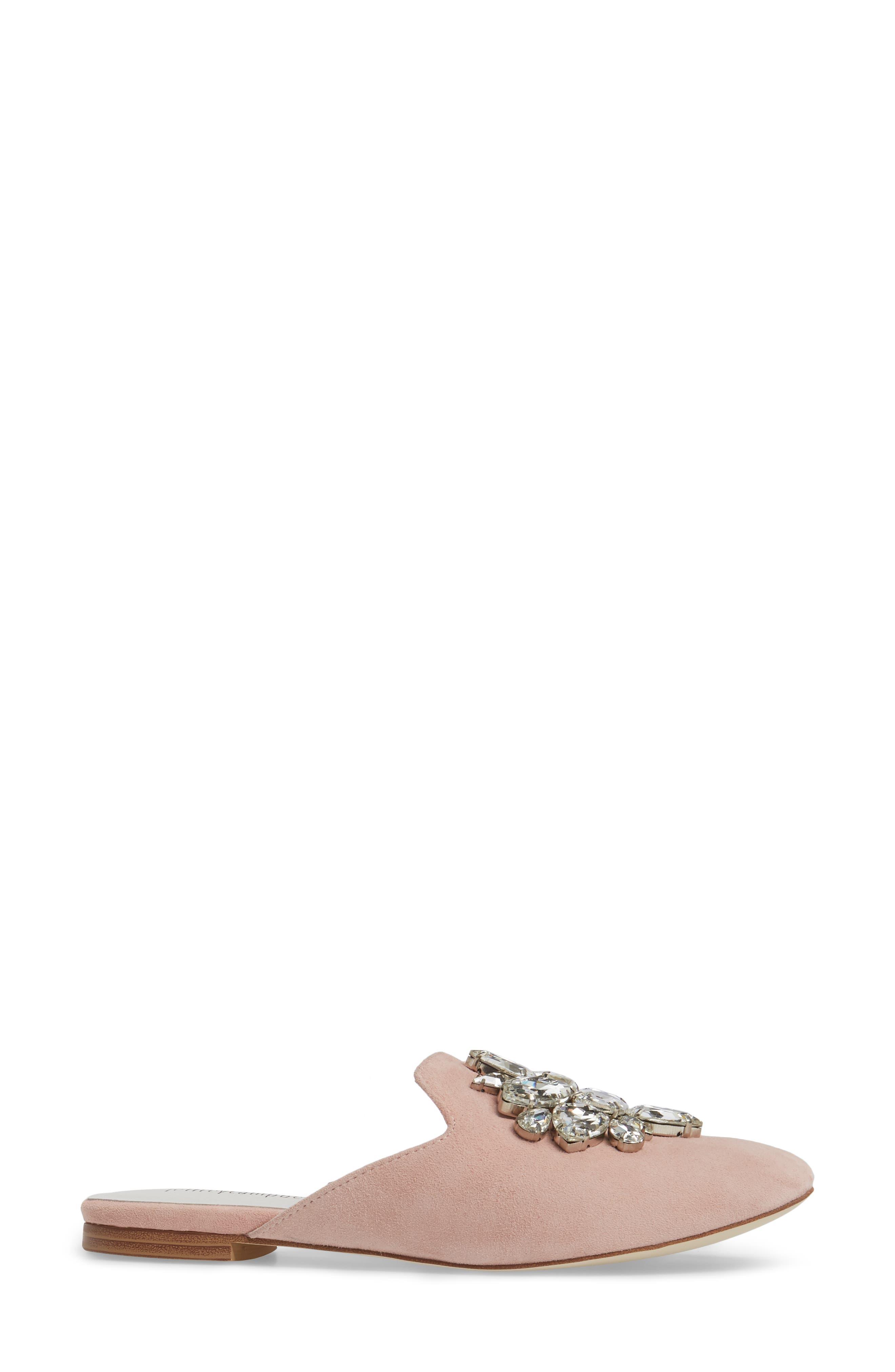 Alternate Image 3  - Jeffrey Campbell Ravis Crystal Embellished Mule (Women)
