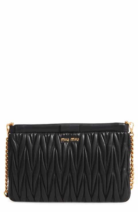Miu Miu Handbags for Women | Nordstrom : miu miu quilted bag - Adamdwight.com