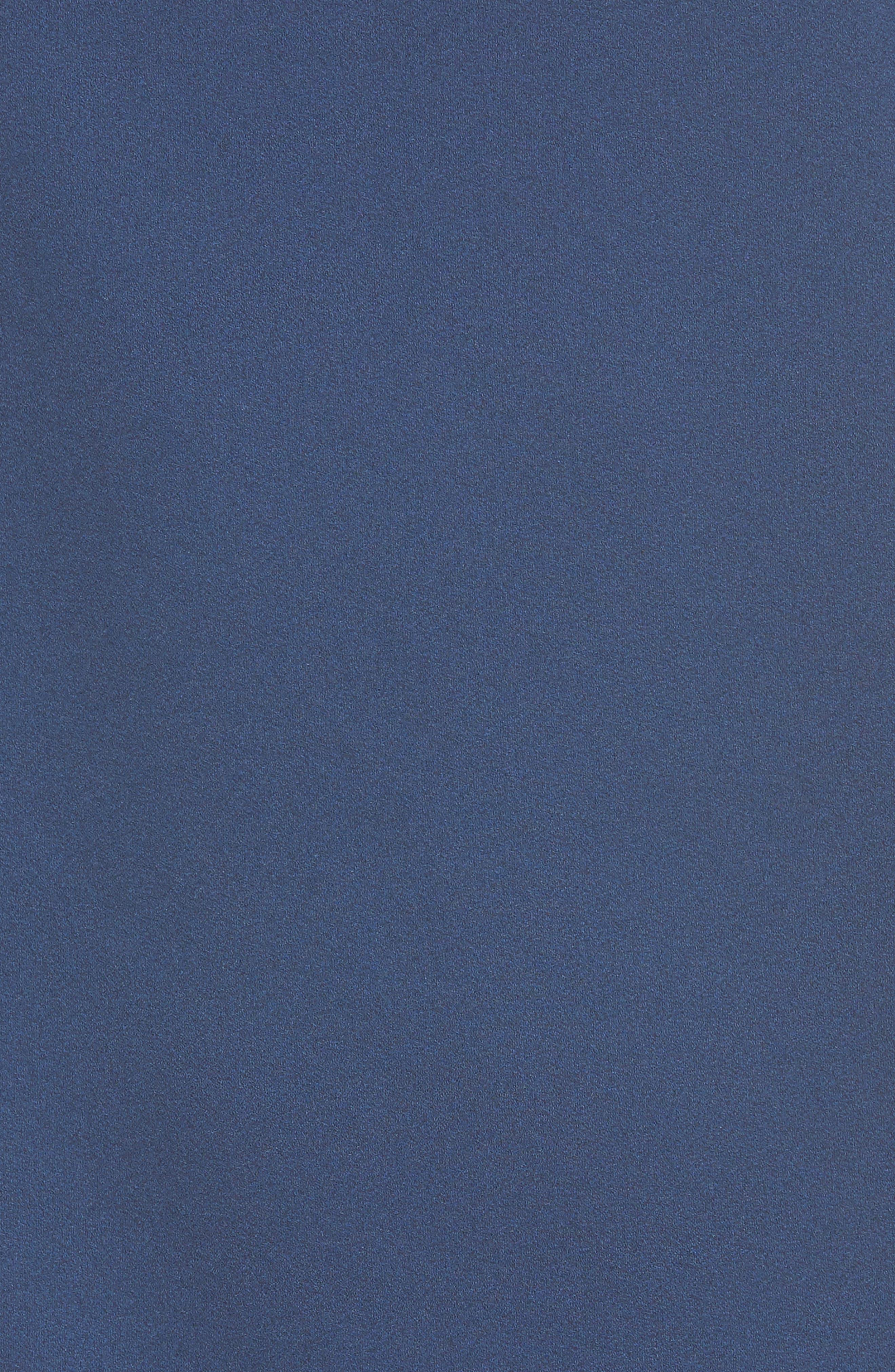 Freja Long Sleeve Blouse,                             Alternate thumbnail 5, color,                             Navy