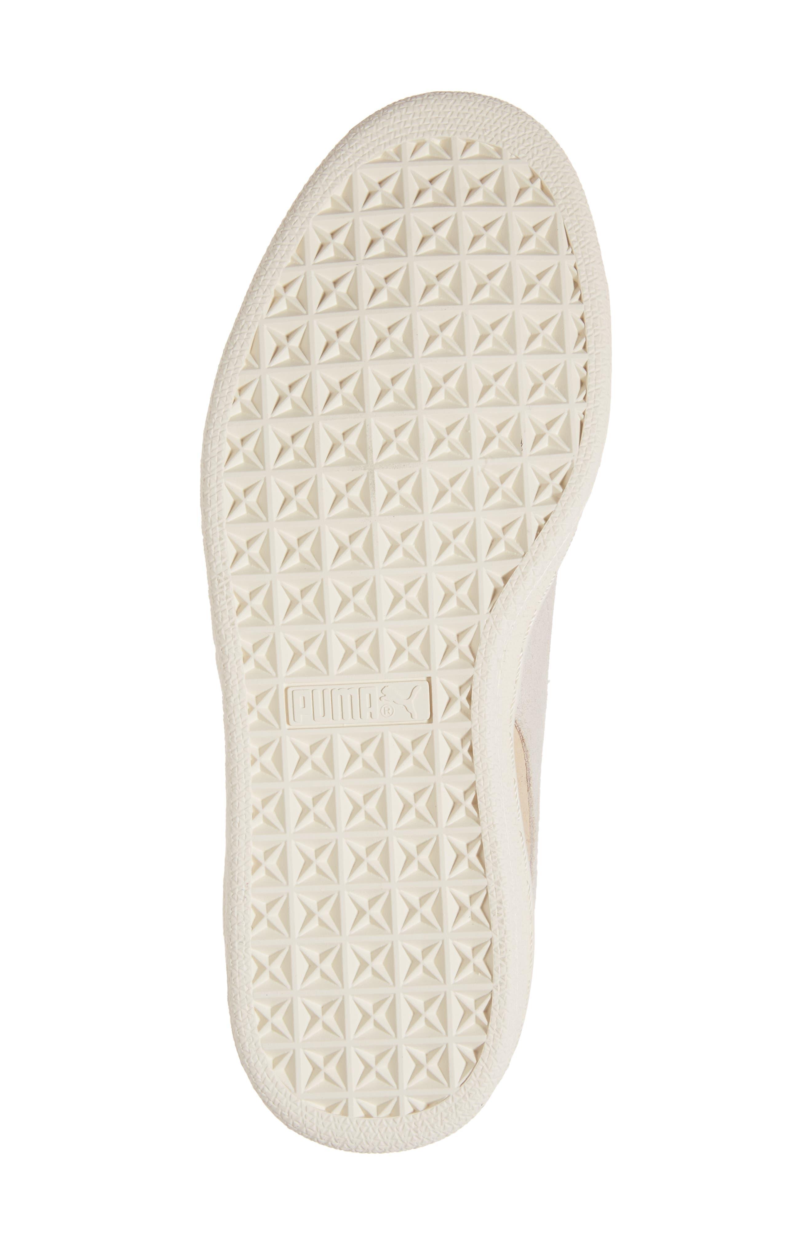 Alternate Image 6  - PUMA Suede Classic Shine Sneaker (Women)