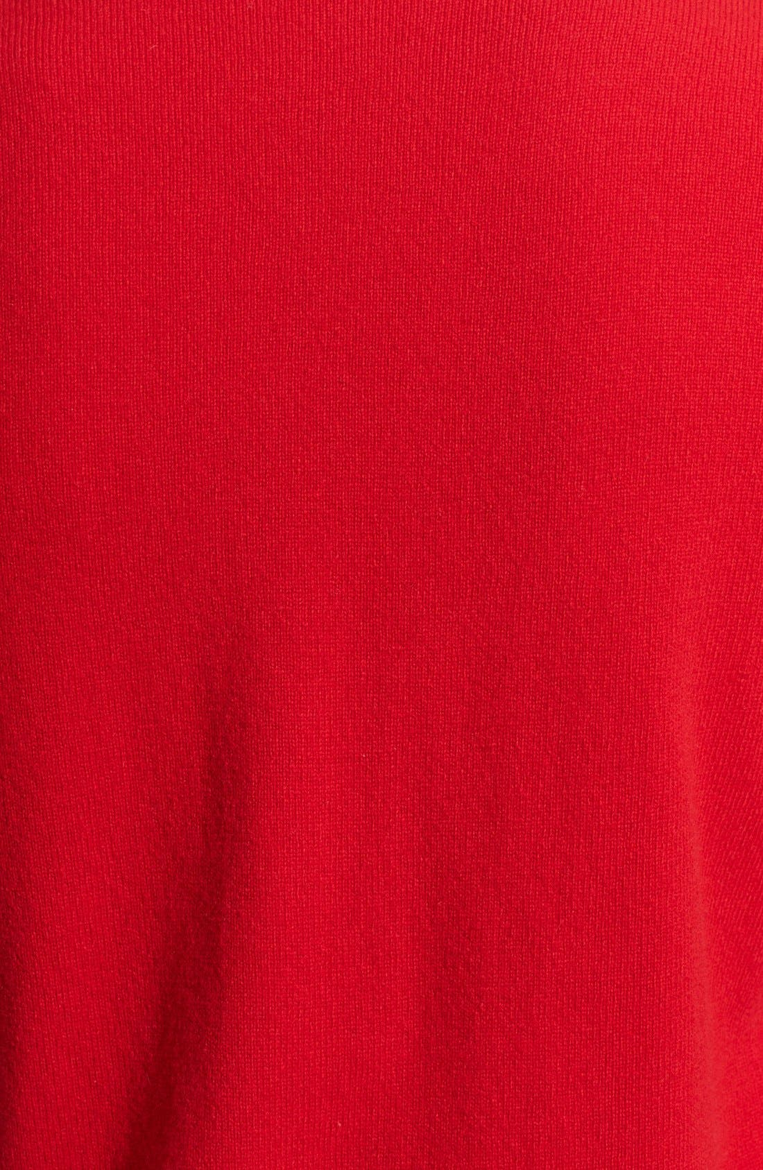 PLAY Wool Pullover,                             Alternate thumbnail 3, color,                             Red