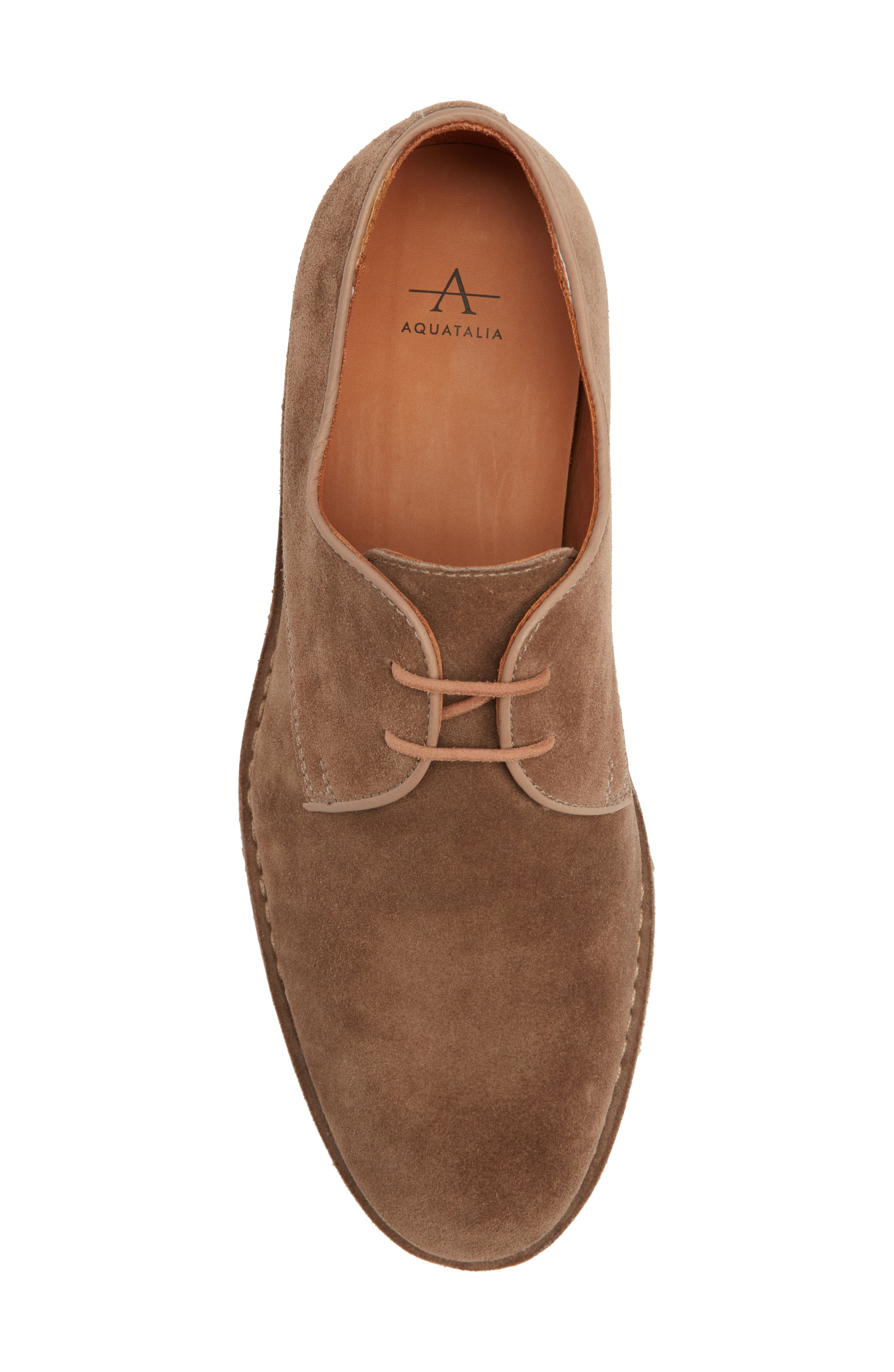Alternate Image 5  - Aquatalia Otis Buck Shoe (Men)