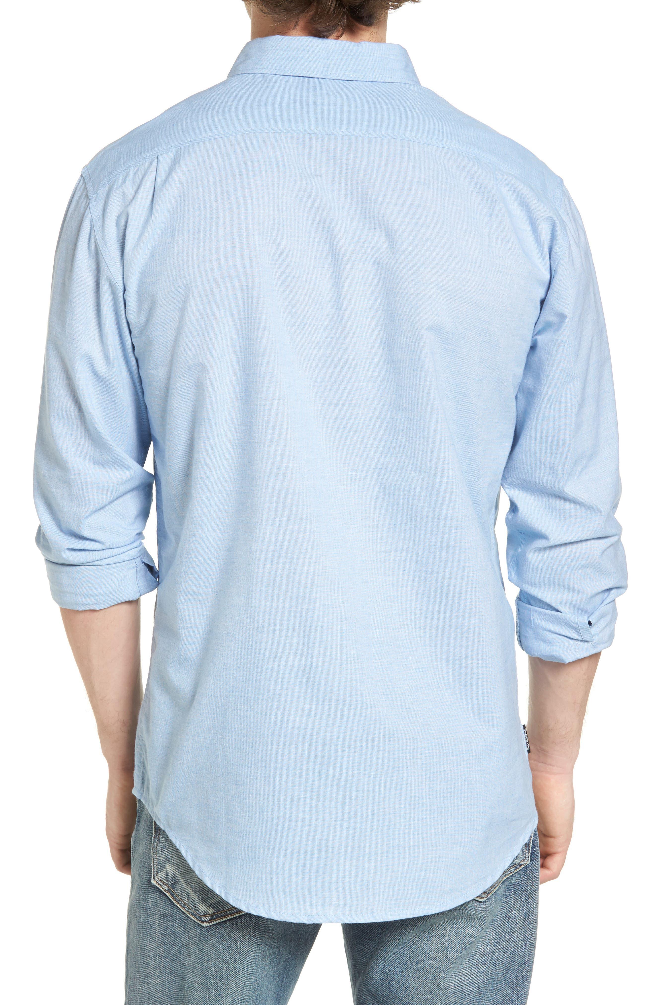 Alternate Image 2  - Billabong All Day Chambray Shirt