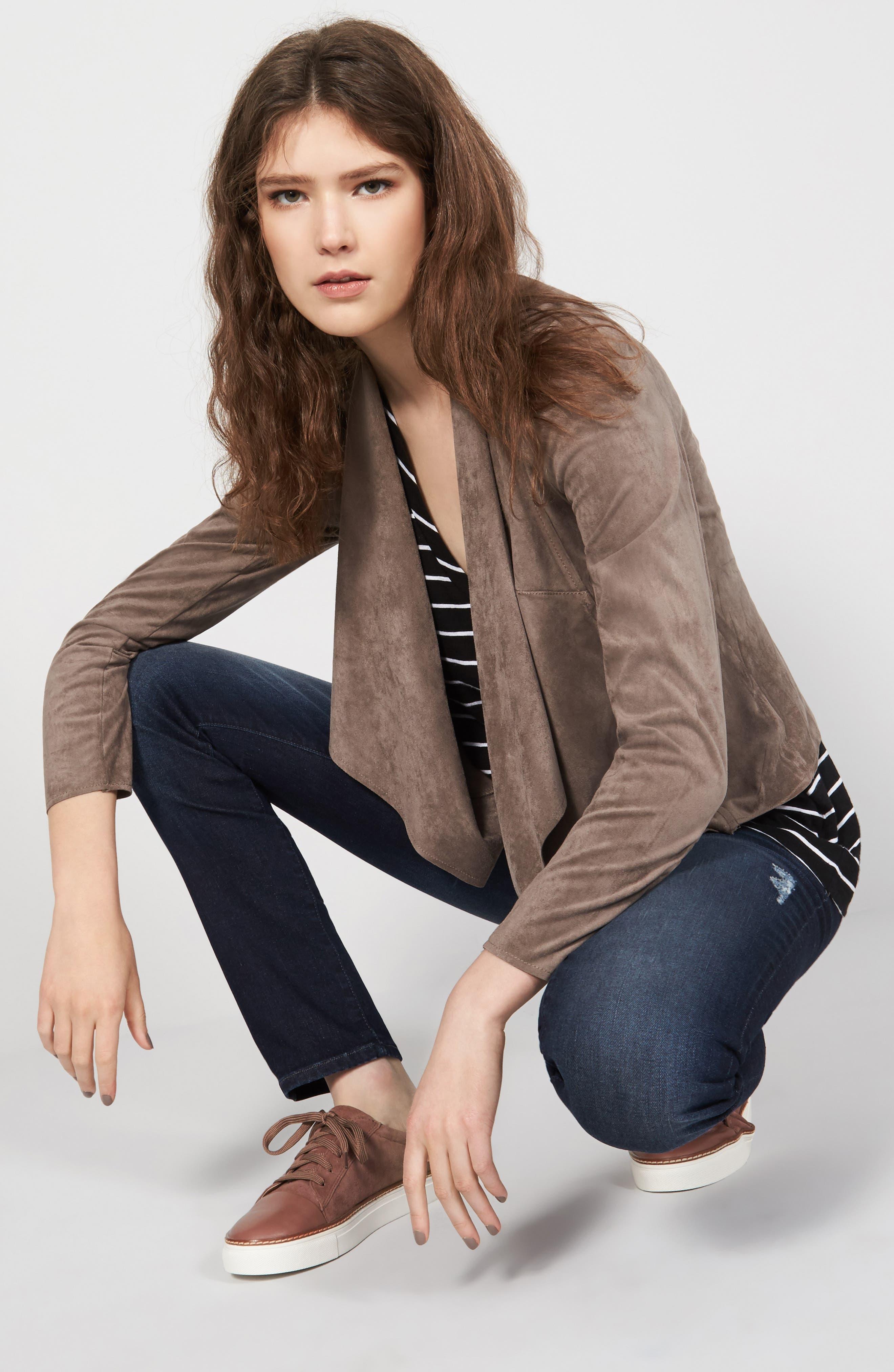 Alternate Image 2  - KUT from the Kloth Catherine Boyfriend Jeans (Regular & Petite) (Vogue)