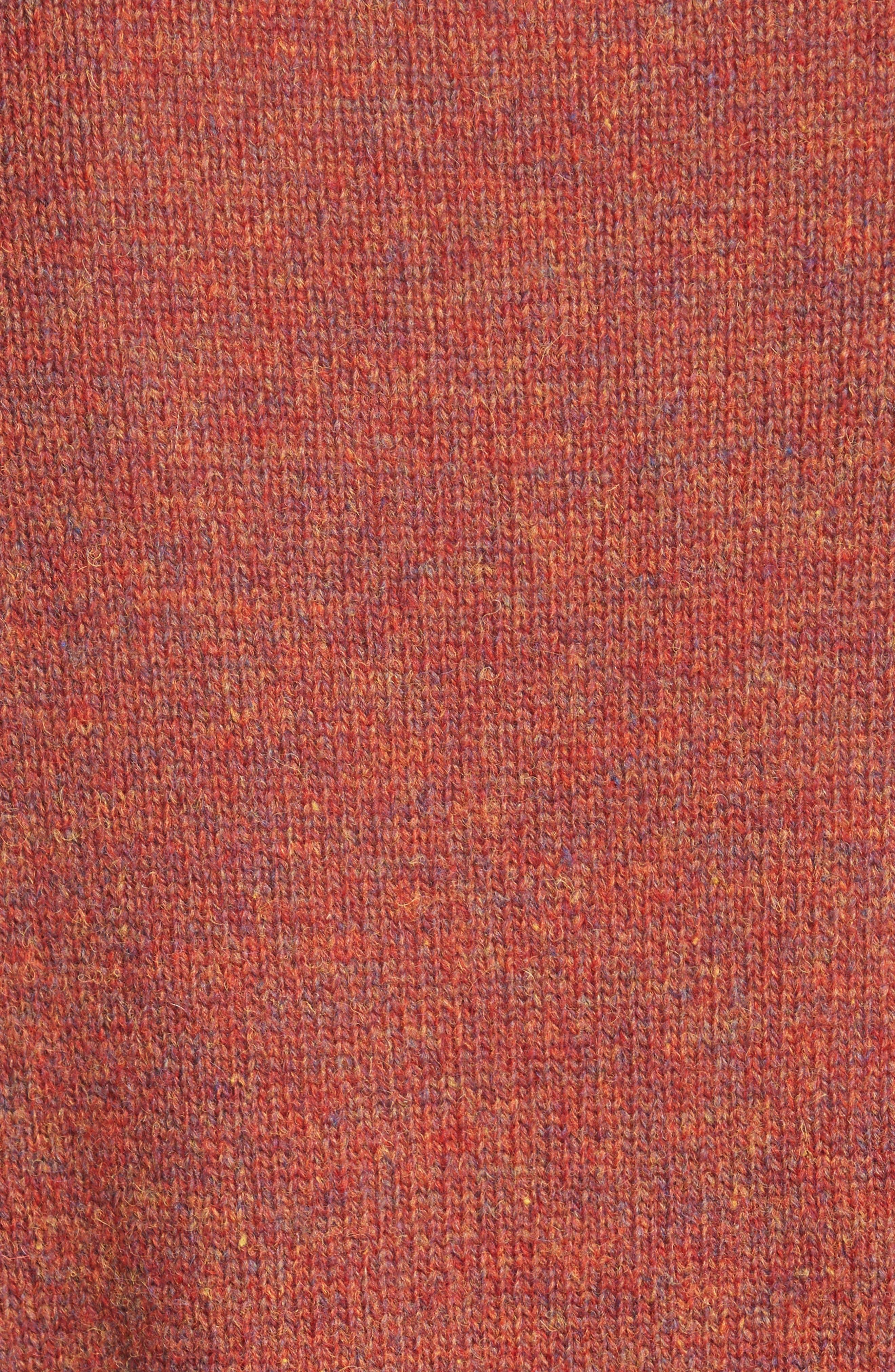Alternate Image 5  - ACNE Studios Kai Mélange Wool Sweater