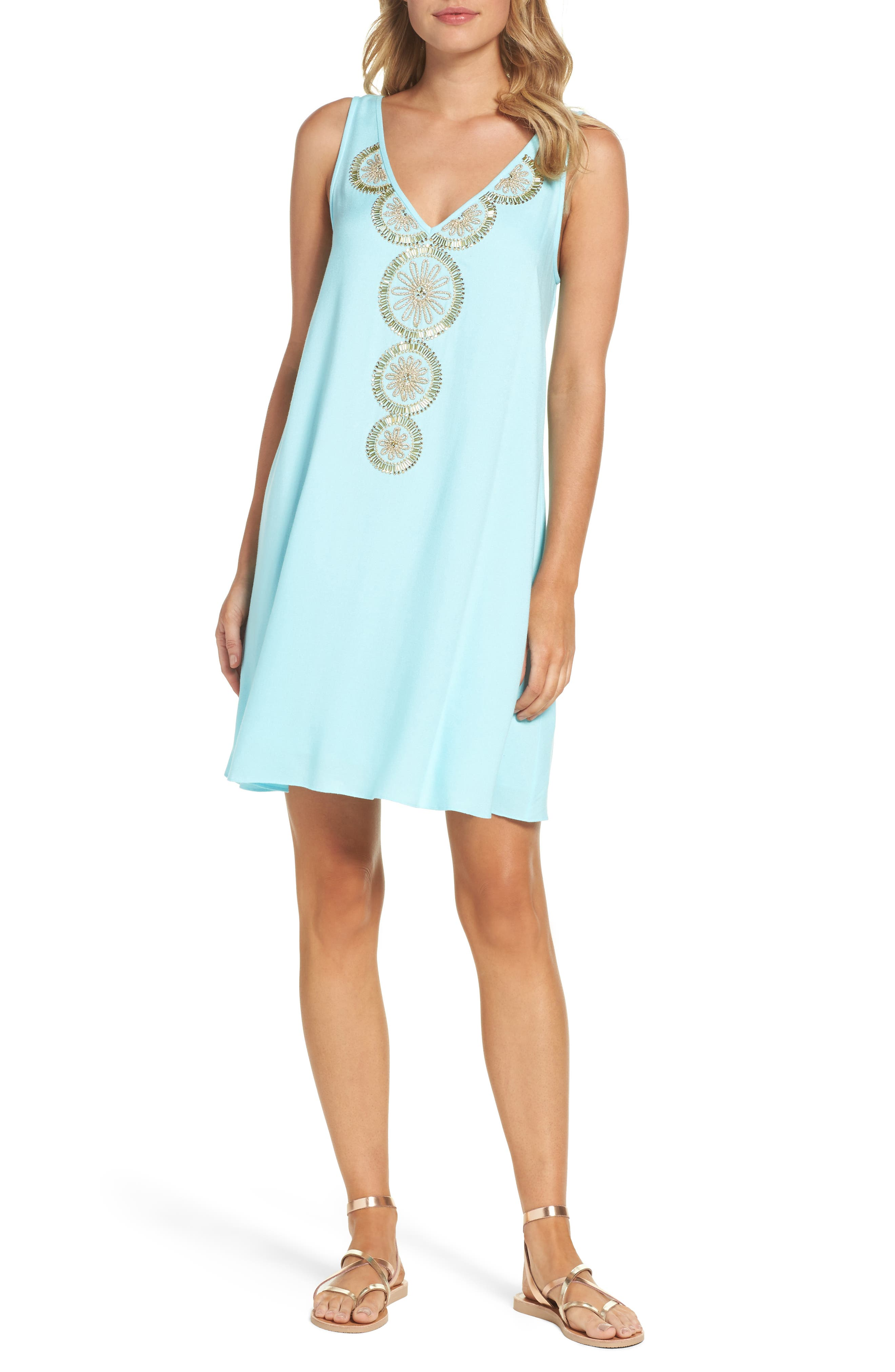 Alternate Image 1 Selected - Lilly Pulitzer® Fia Swing Dress