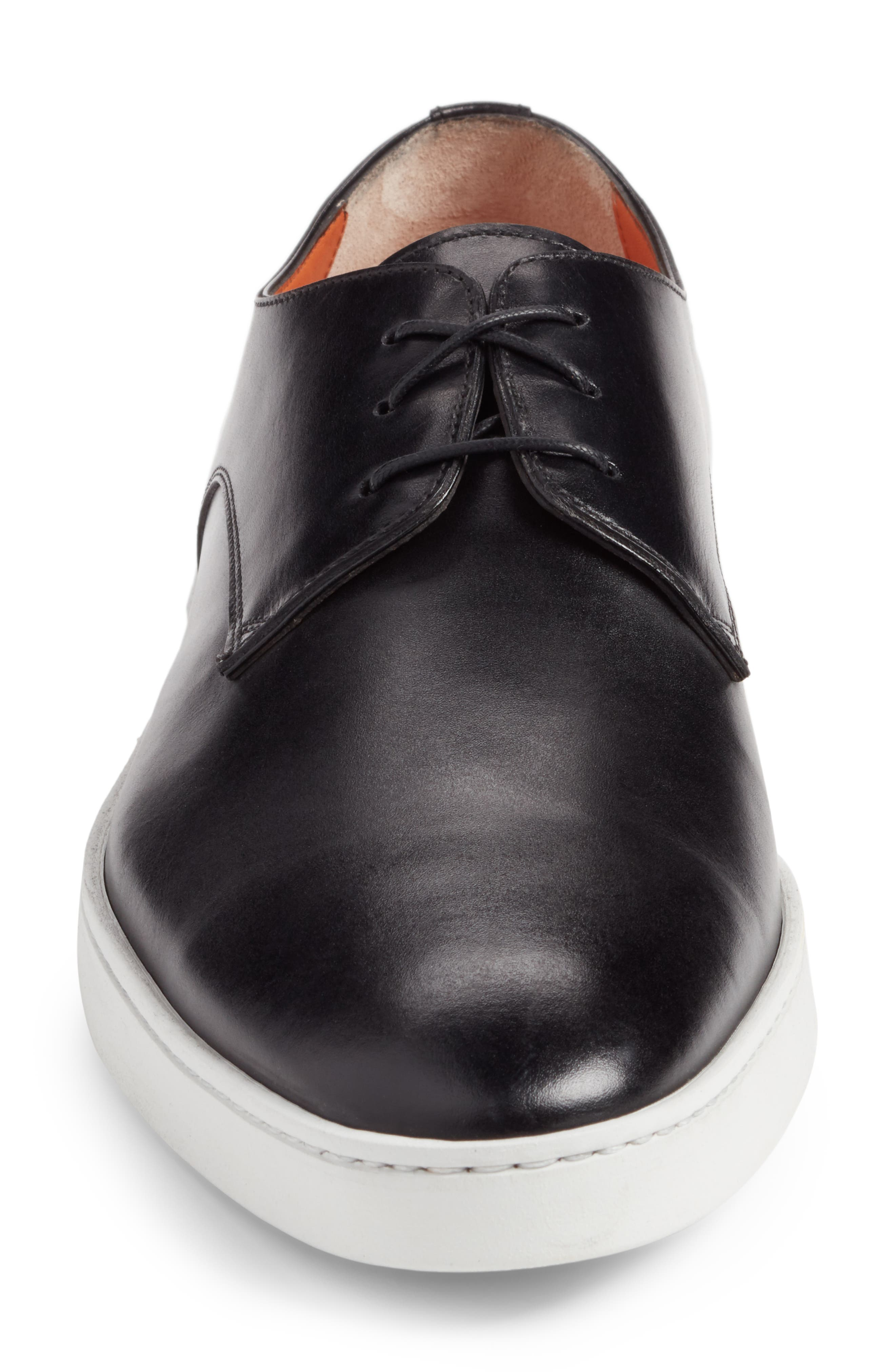 Alternate Image 4  - Santoni Doyle Sneaker (Men)