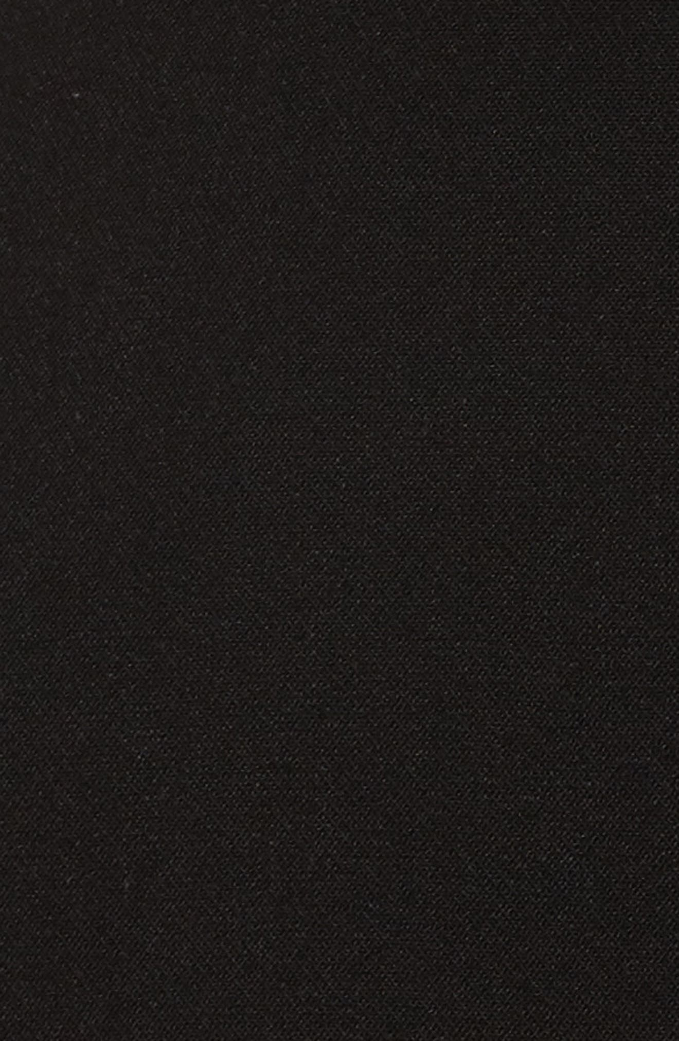 Alternate Image 5  - Vince Camuto Strapless Peplum Jumpsuit