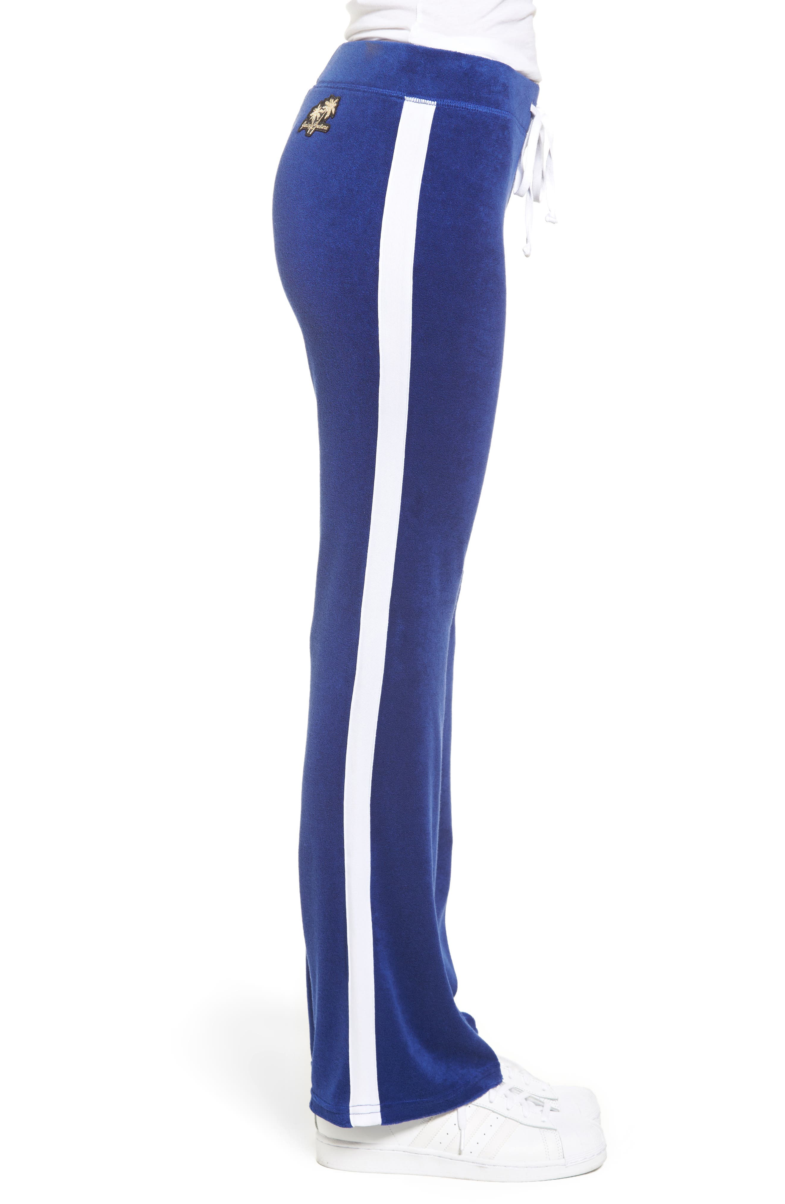 Alternate Image 3  - Juicy Couture Venice Beach Del Ray Microterry Pants