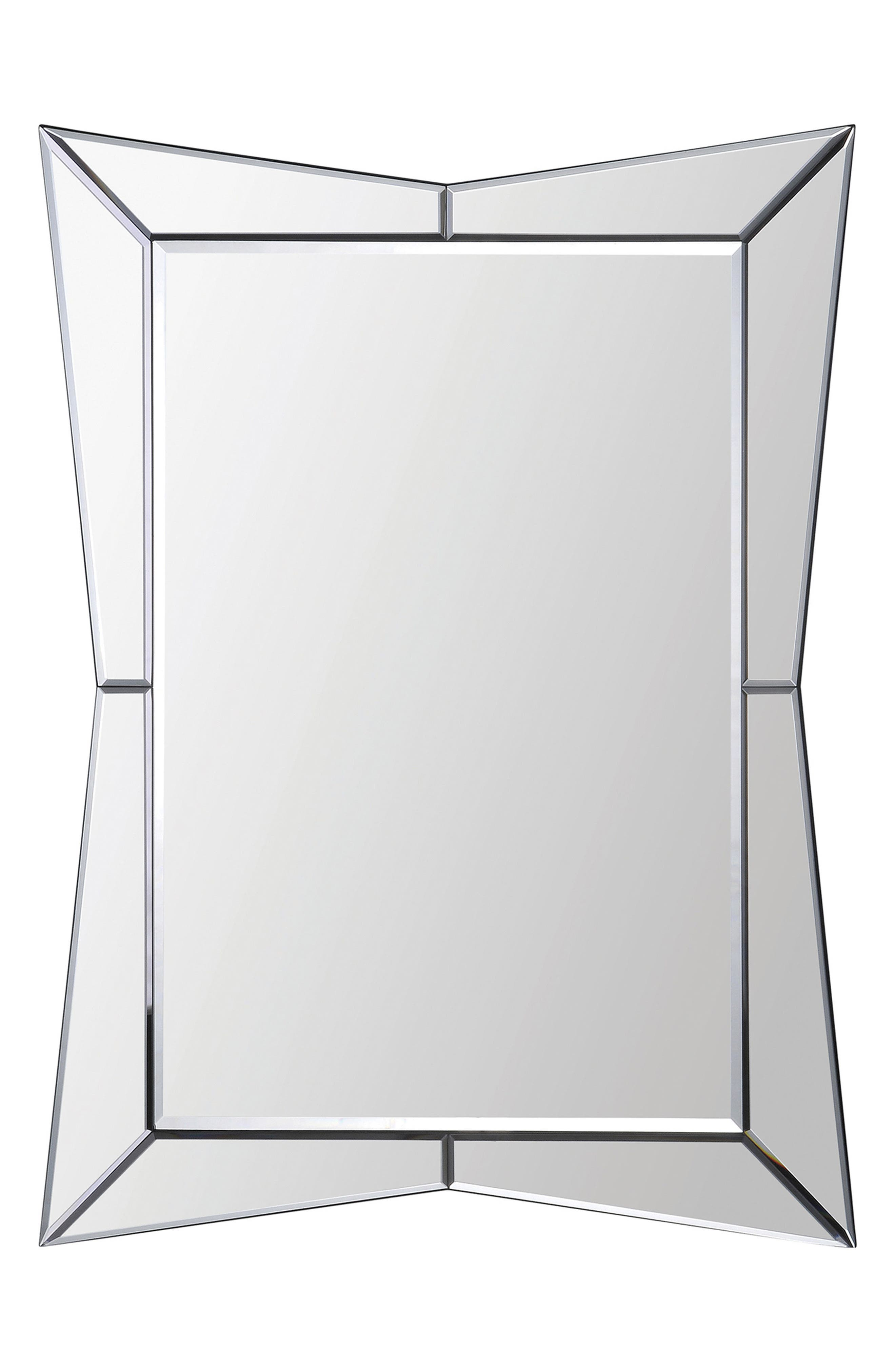 Merritt Mirror,                         Main,                         color, Clear