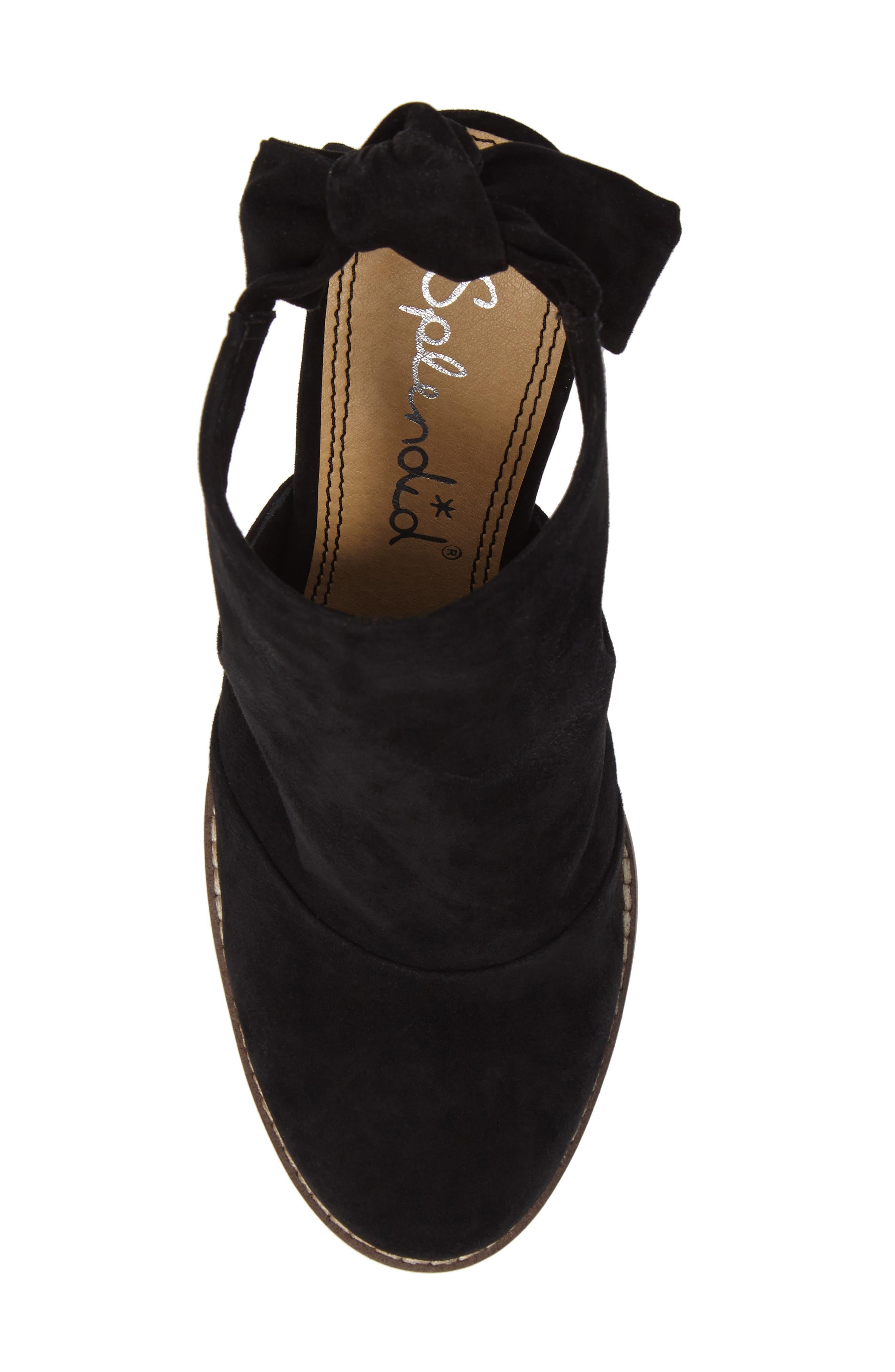 Alternate Image 5  - Splendid Danae Stacked Heel Bootie (Women)