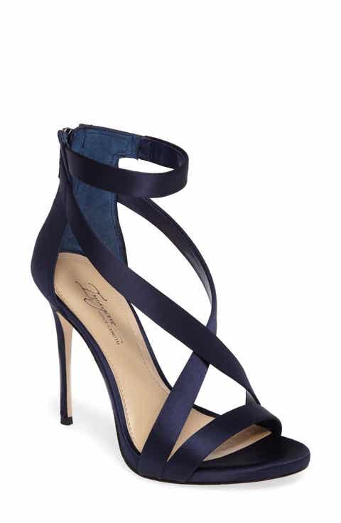 Womens blue wedding shoes nordstrom imagine vince camuto devin sandal junglespirit Images
