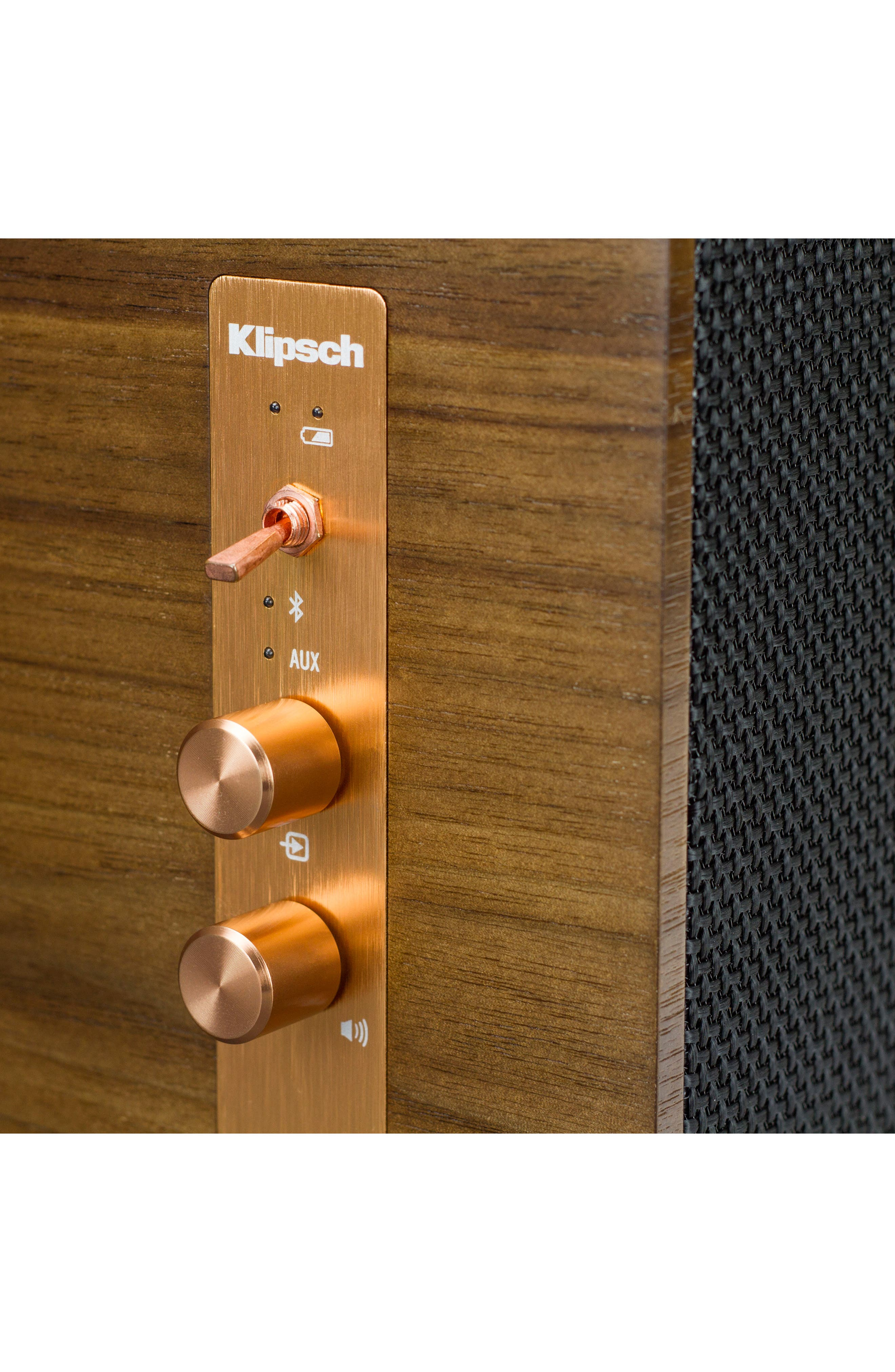 Alternate Image 6  - Klipsch Group The One Bluetooth® Speaker