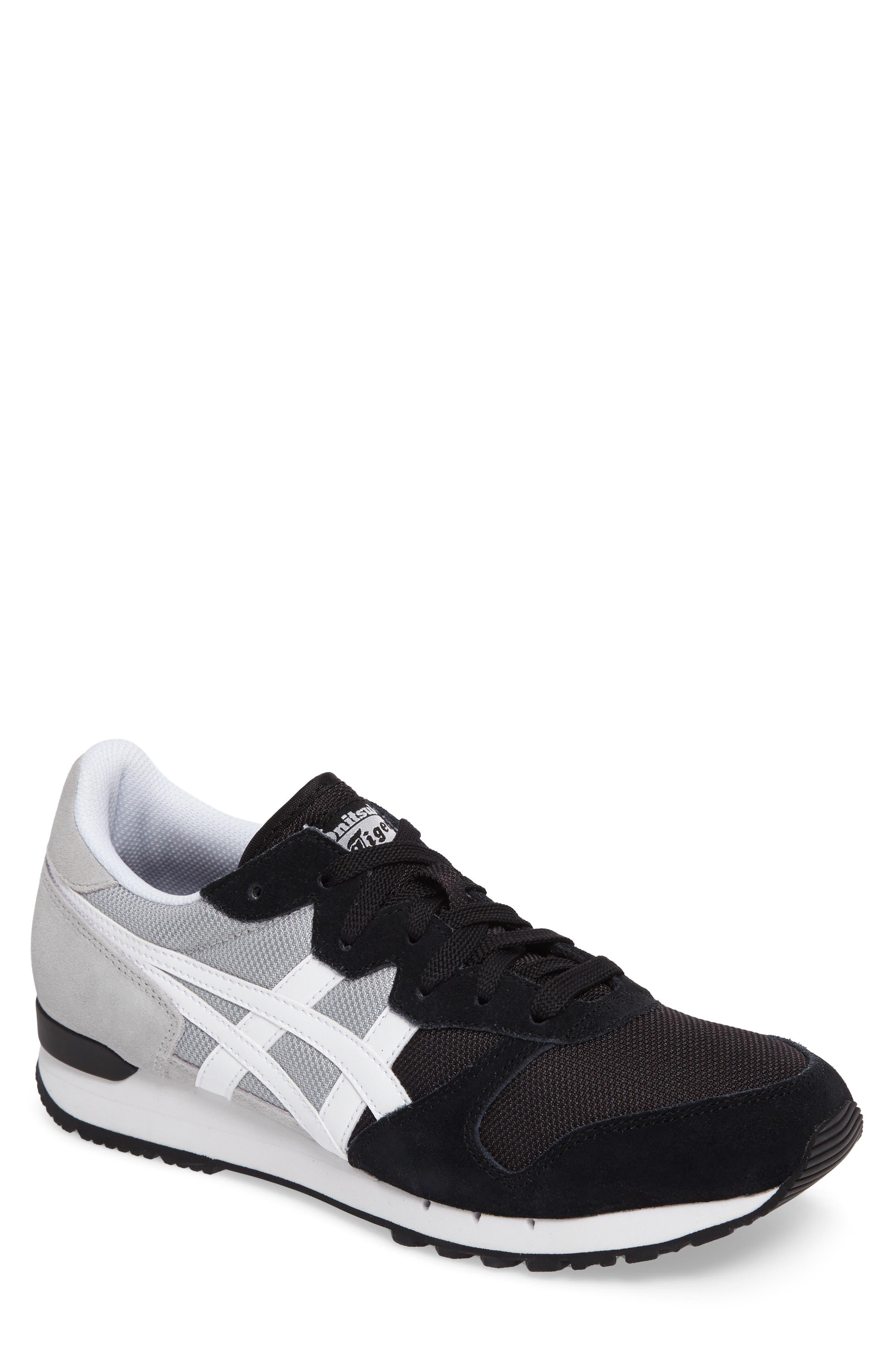 Onitsuka Tiger 'Alvarado' Sneaker,                             Main thumbnail 1, color,                             Mid Grey/ White