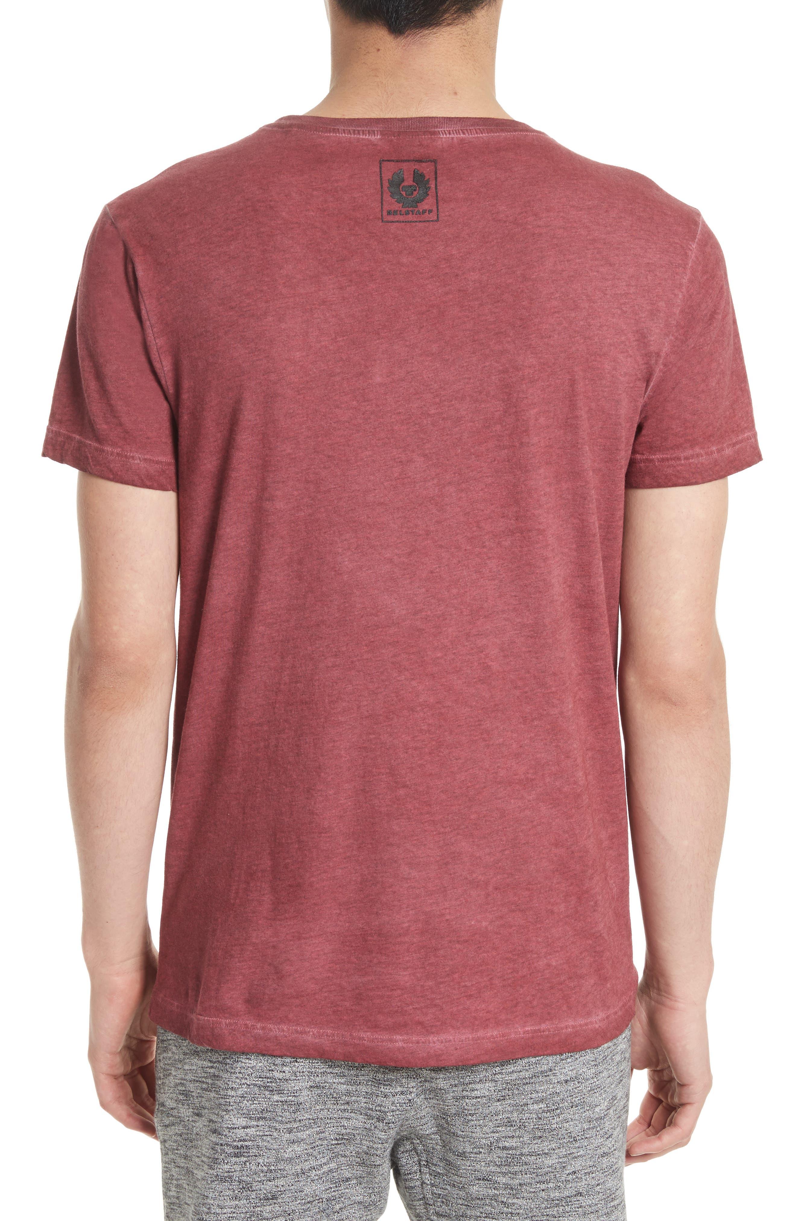 Alternate Image 2  - Belstaff 'Trafford' Cotton Crewneck T-Shirt
