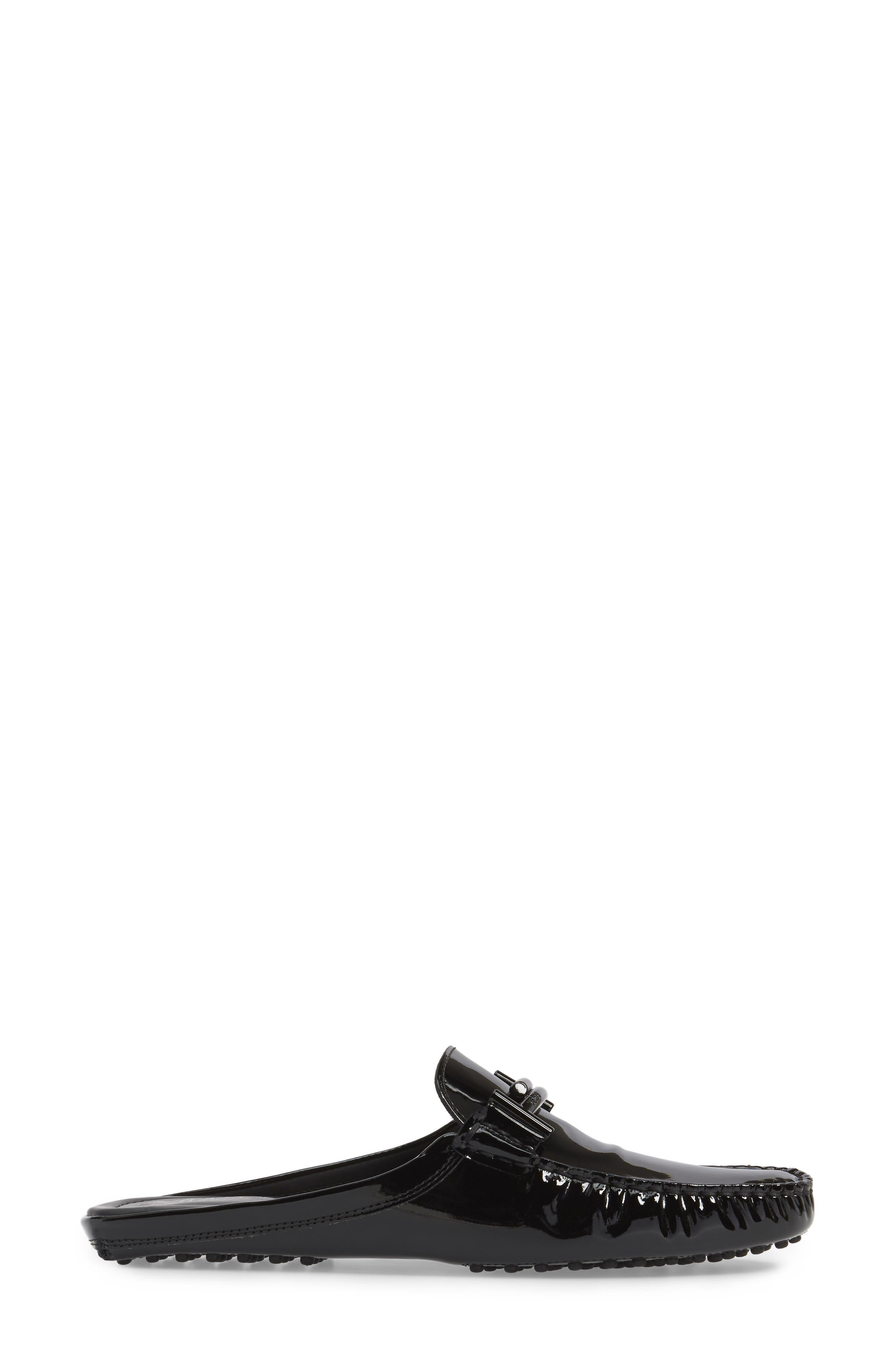Alternate Image 3  - Tod's Gommino Double-T Loafer Mule (Women)