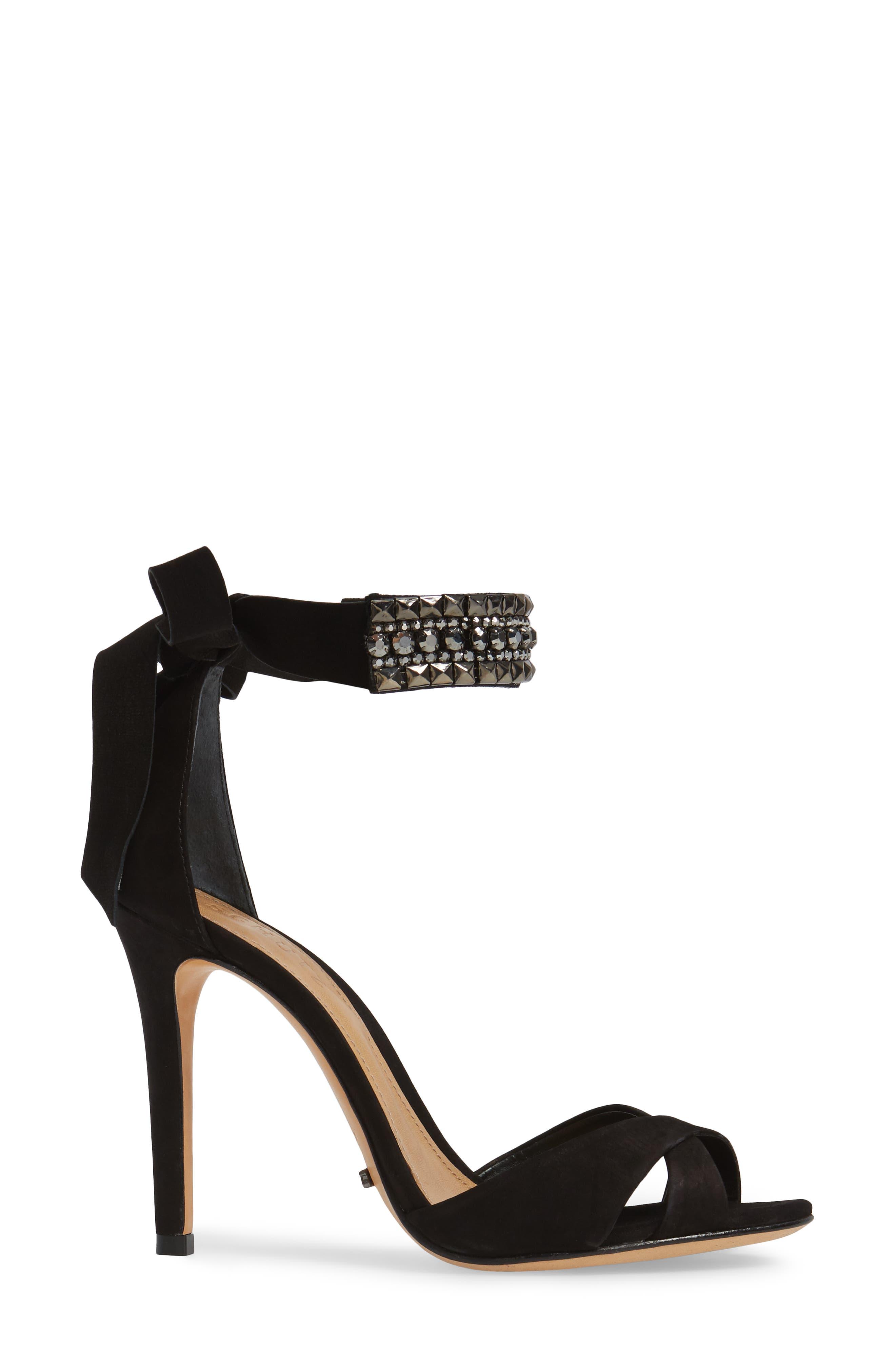 Alternate Image 3  - Schutz Larazee Embellished Sandal (Women)
