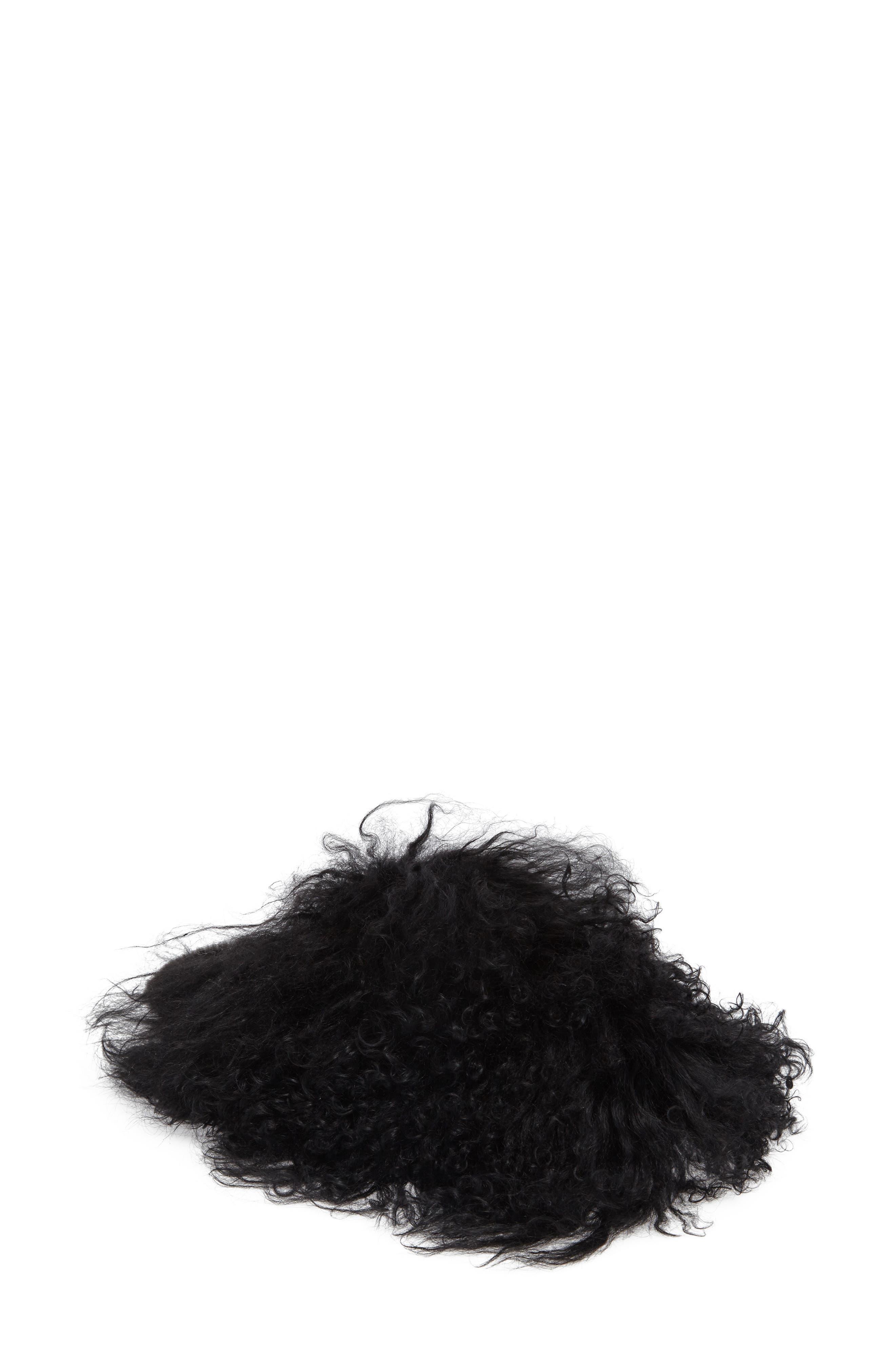 UGG® Fluff Momma Genuine Shearling Slipper (Women)