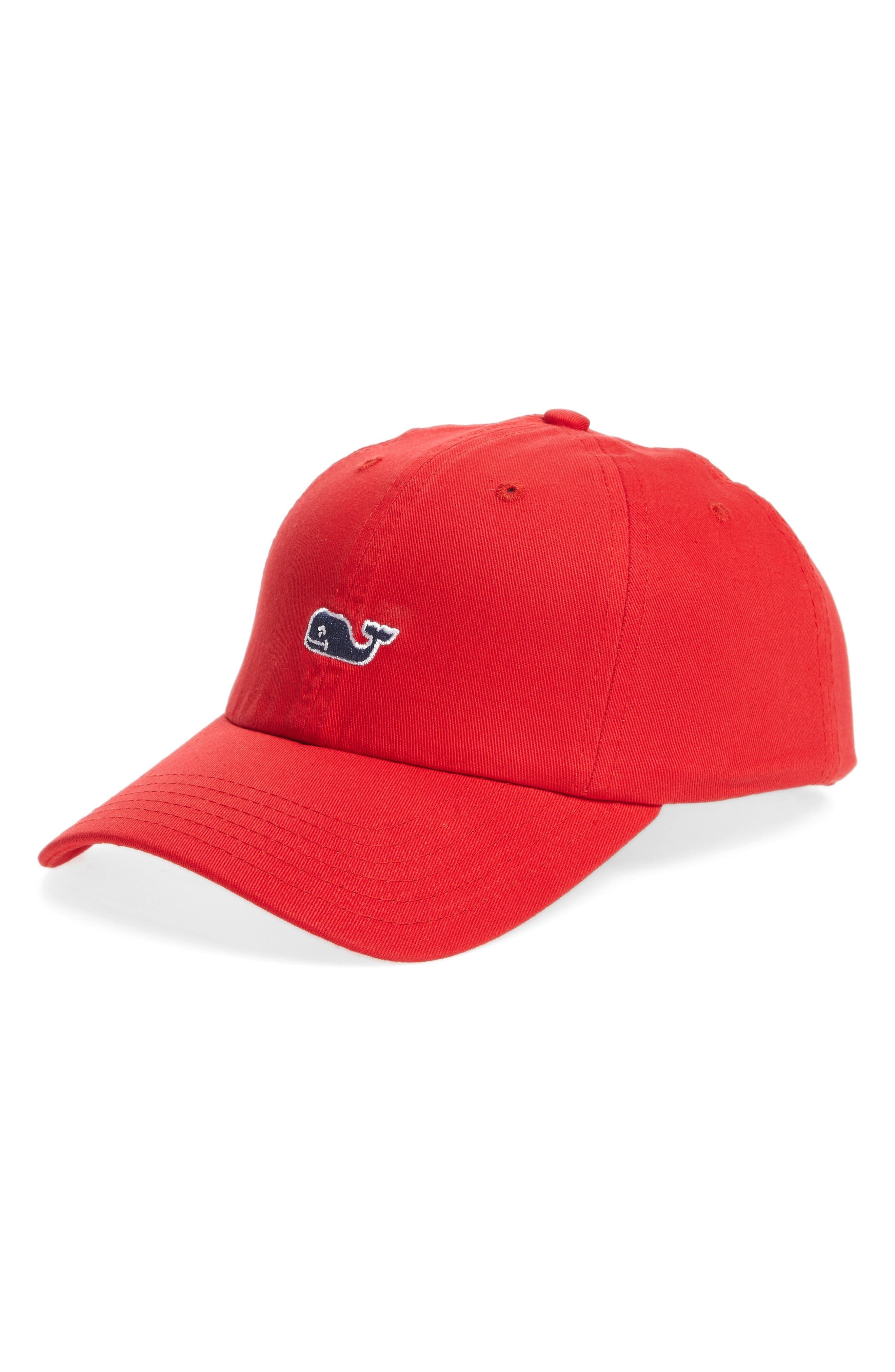VINEYARD VINES Washed Classic Baseball Cap