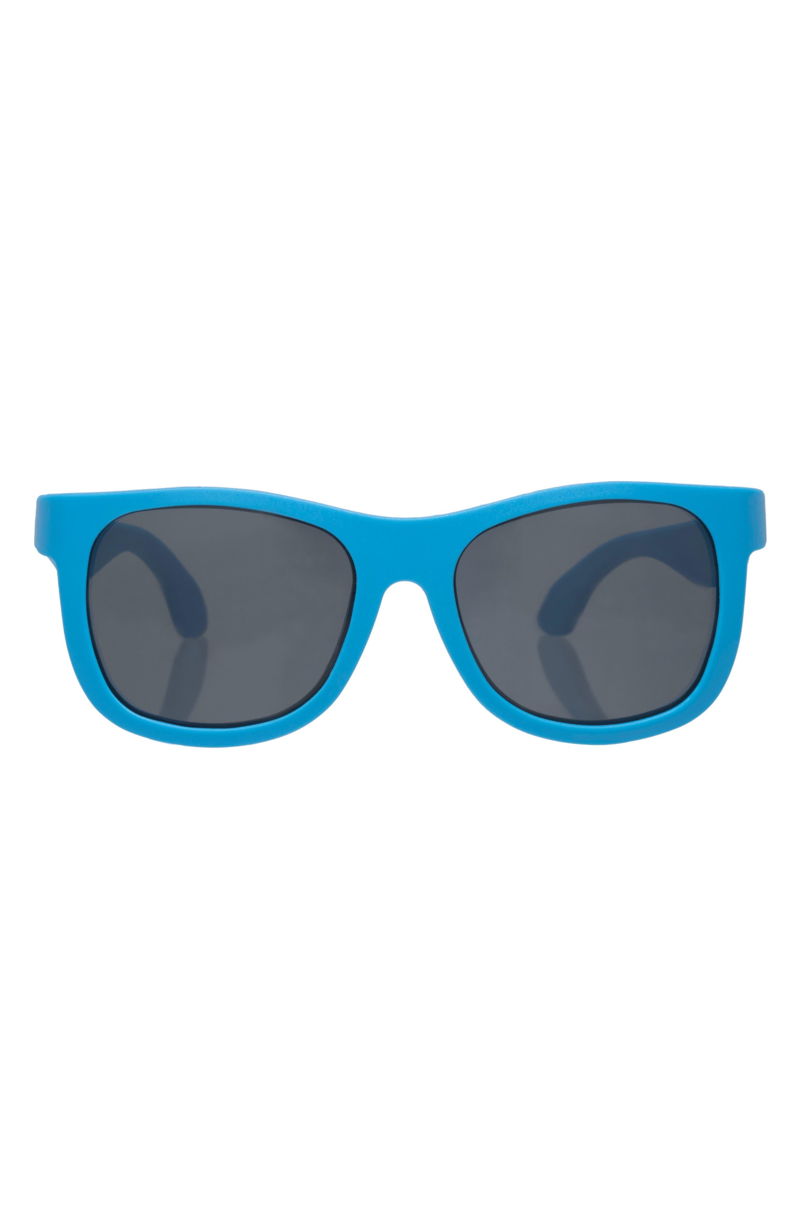Original Navigators Sunglasses,                         Main,                         color, Blue Crush