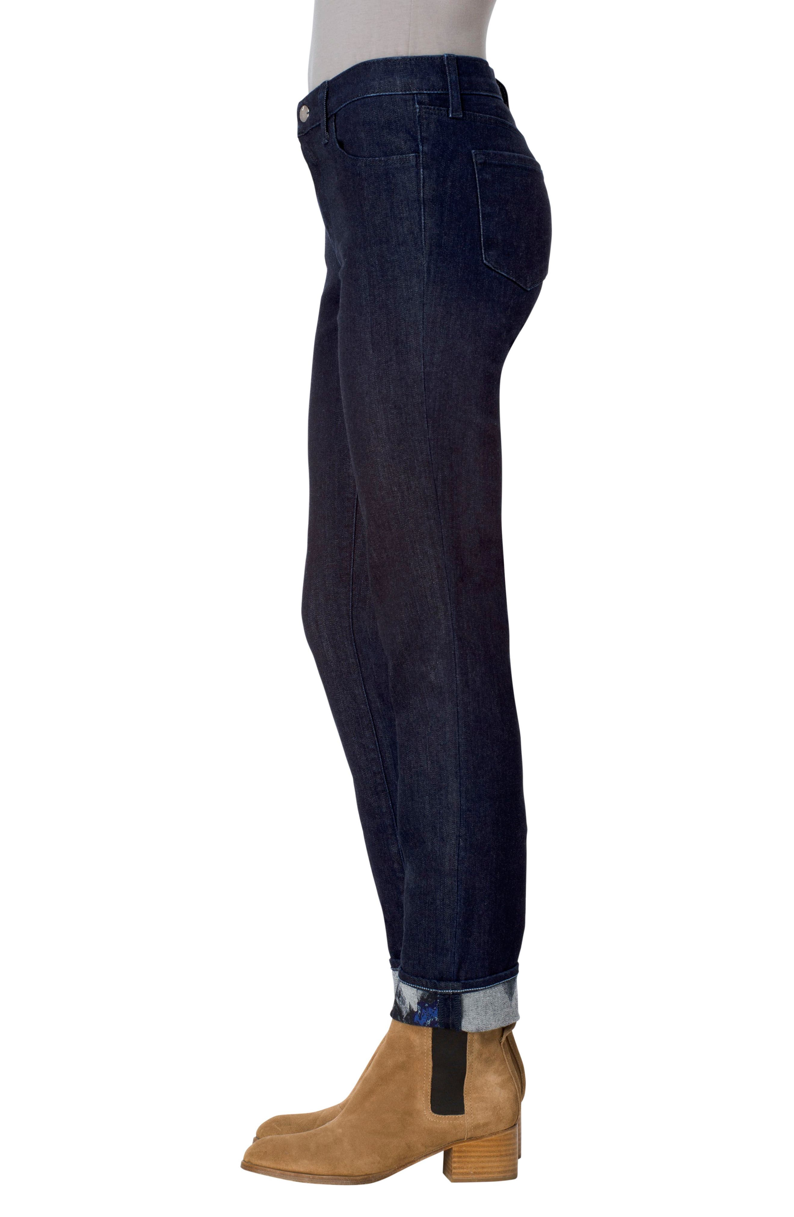 Alternate Image 3  - J Brand Maude Cigarette Leg Jeans (Corsage)
