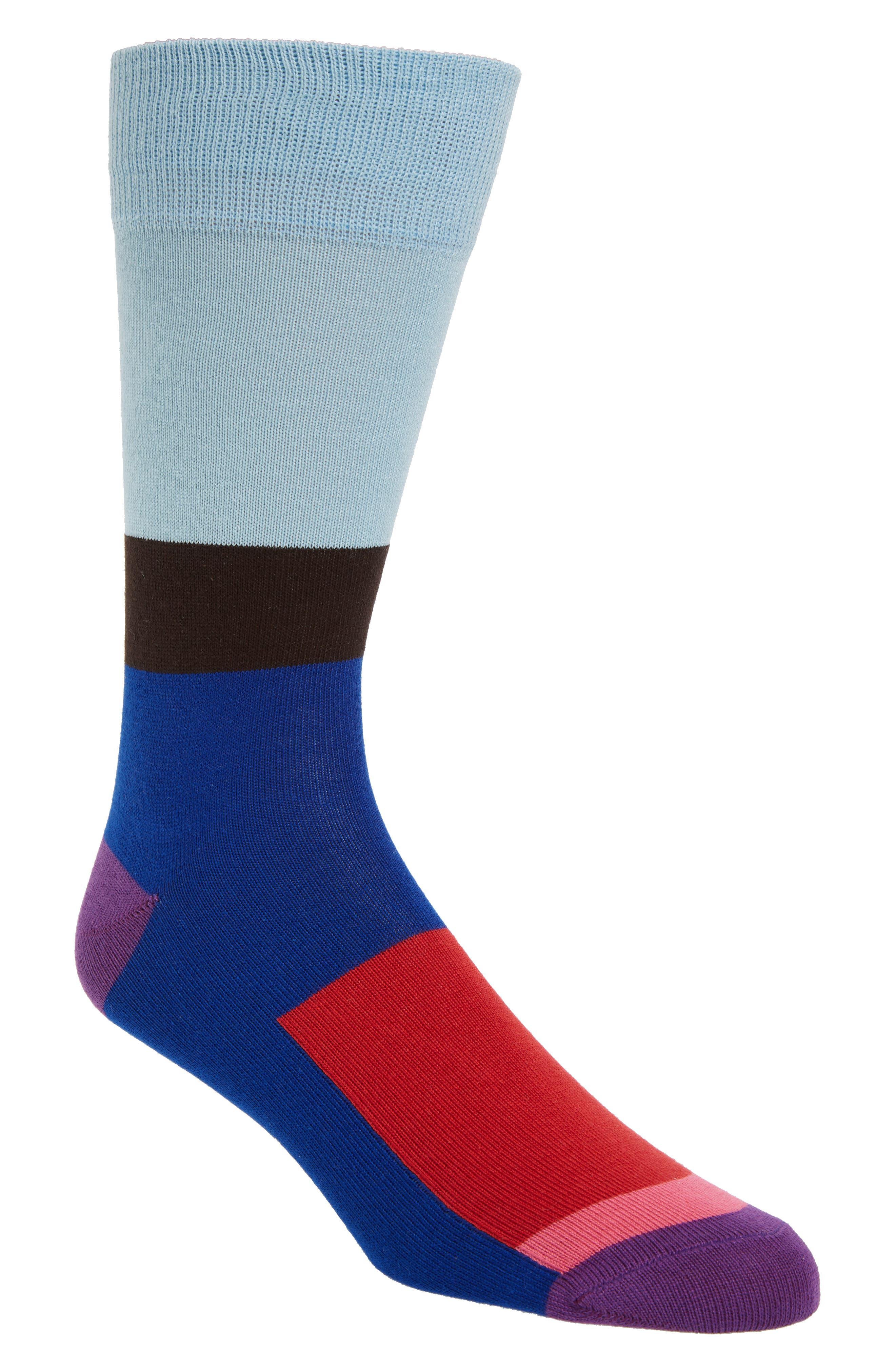 Go-Go Socks,                         Main,                         color, Navy