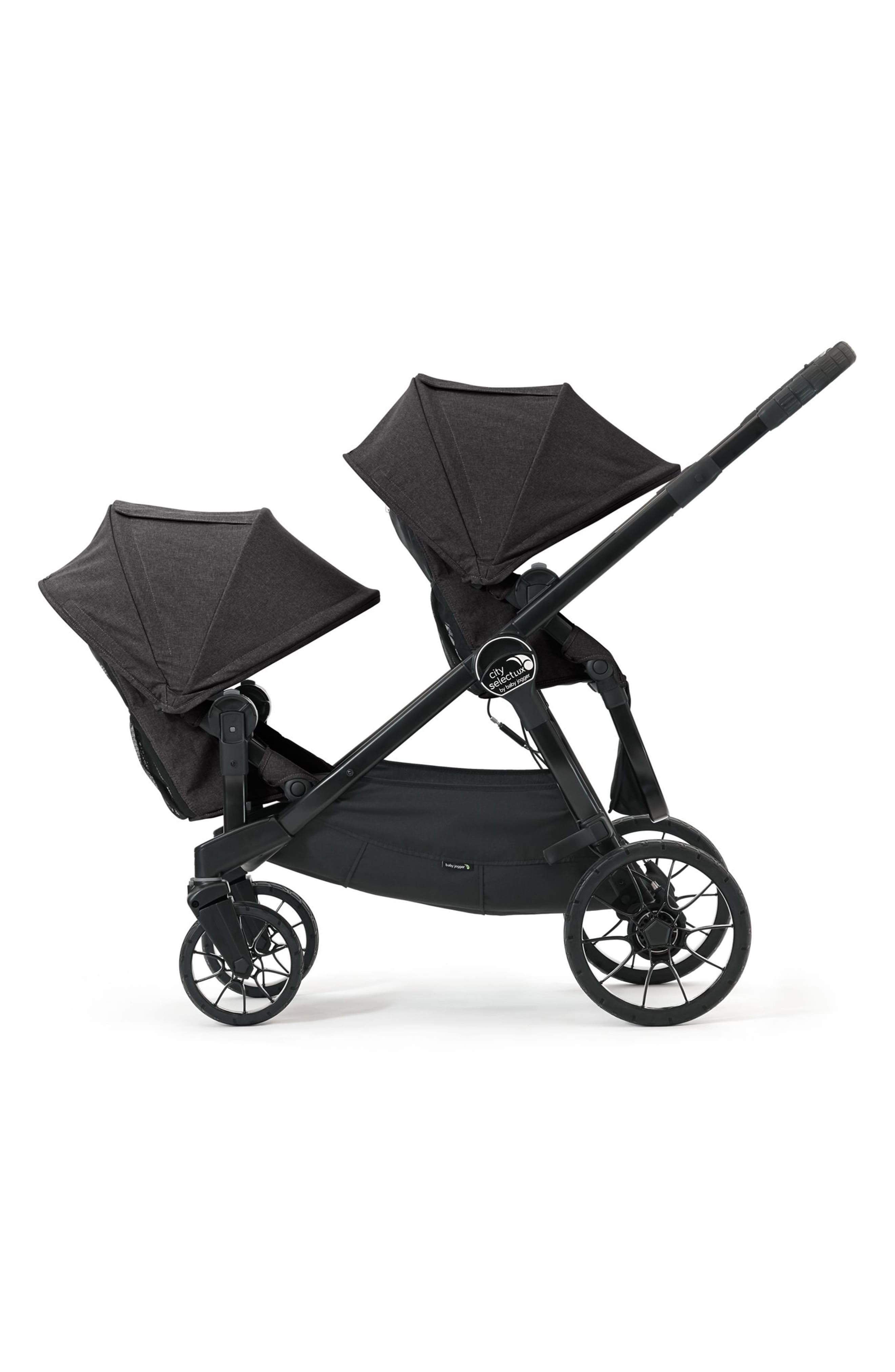 Second Seat for City Select LUX Stroller,                             Alternate thumbnail 2, color,                             Granite
