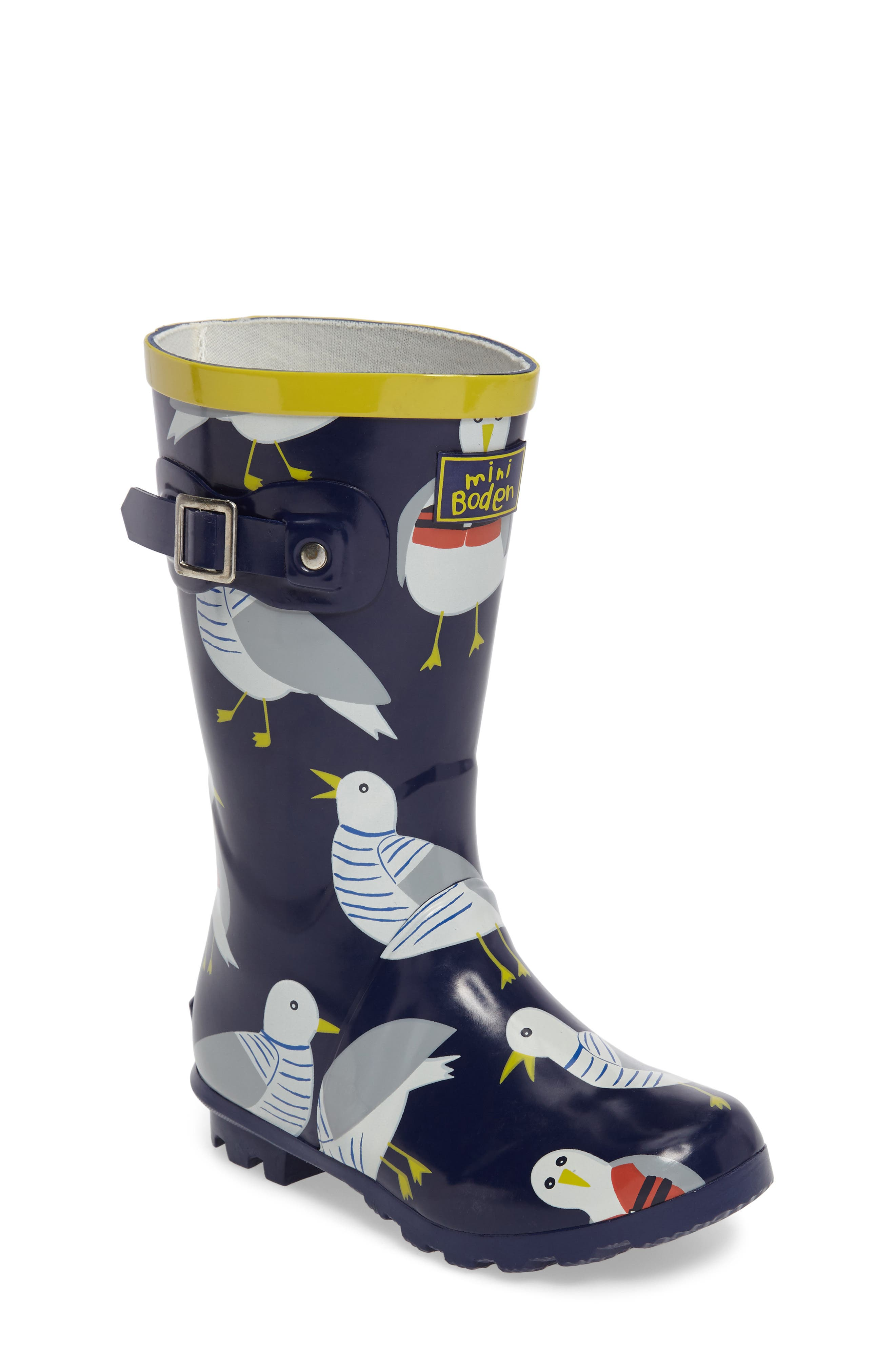 MINI BODEN Printed Wellies