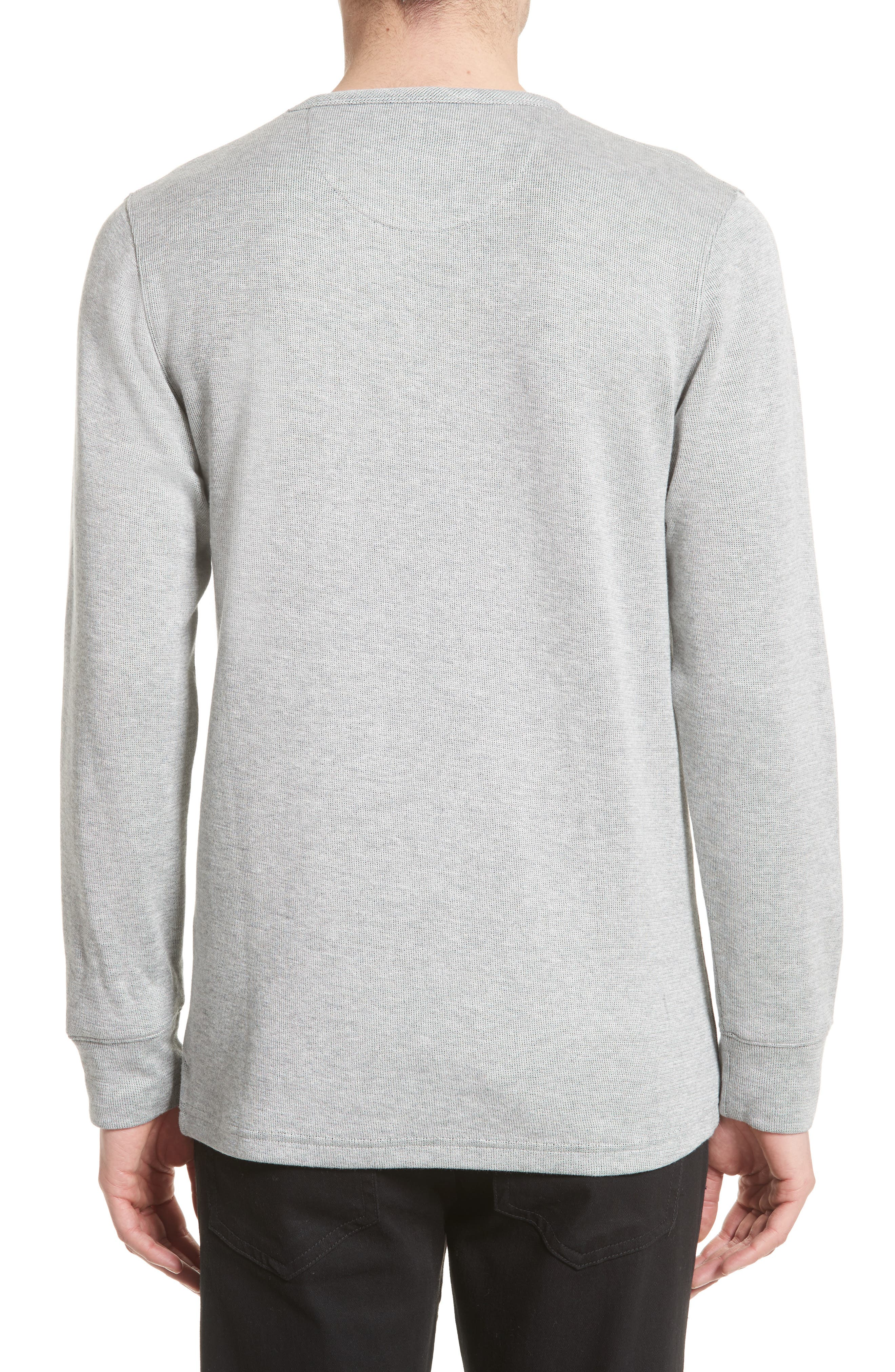 Alternate Image 2  - Saturdays NYC James Pocket Sweater