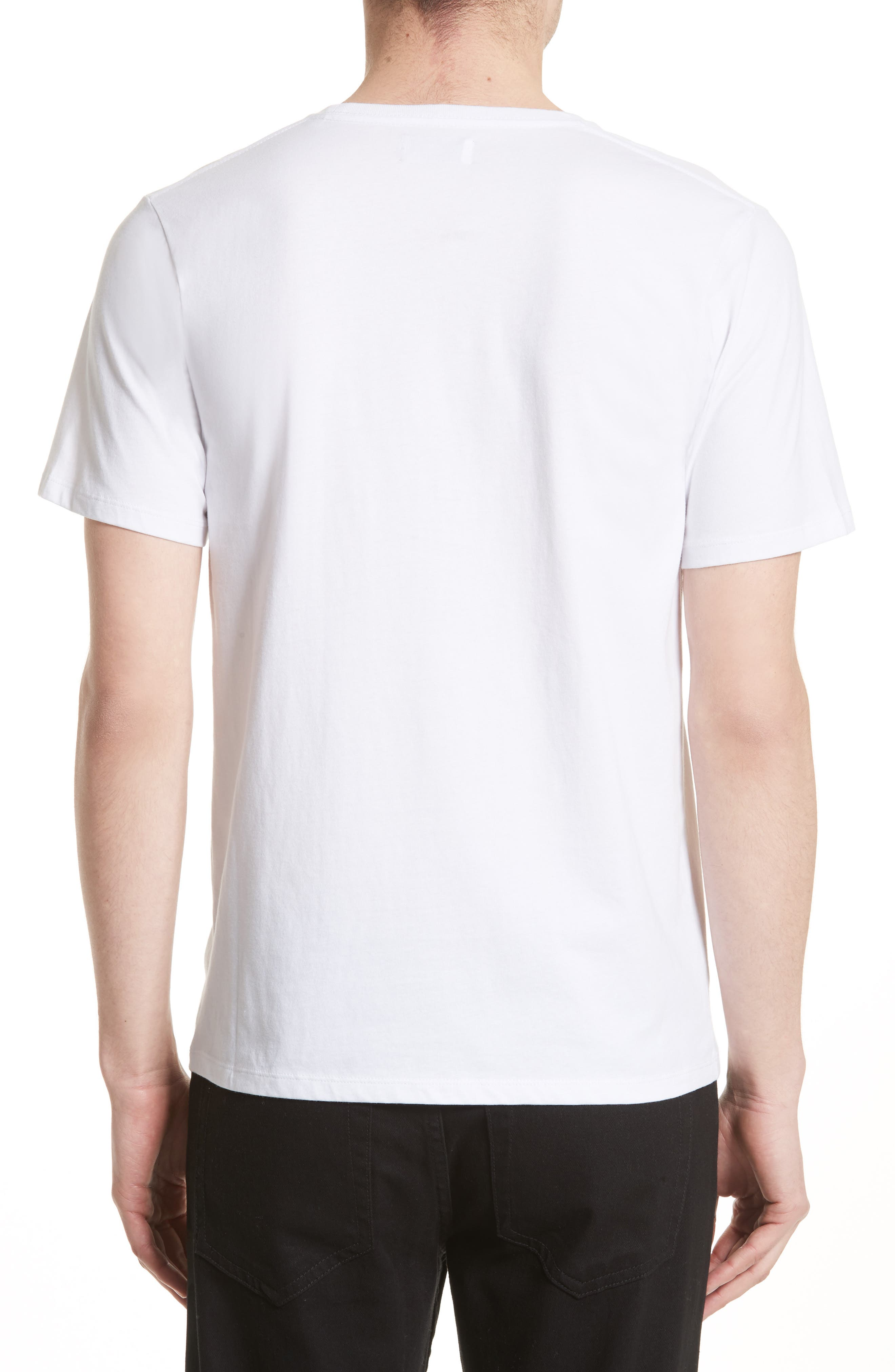 Alternate Image 2  - Saturdays NYC Rectangle Logo Graphic T-Shirt