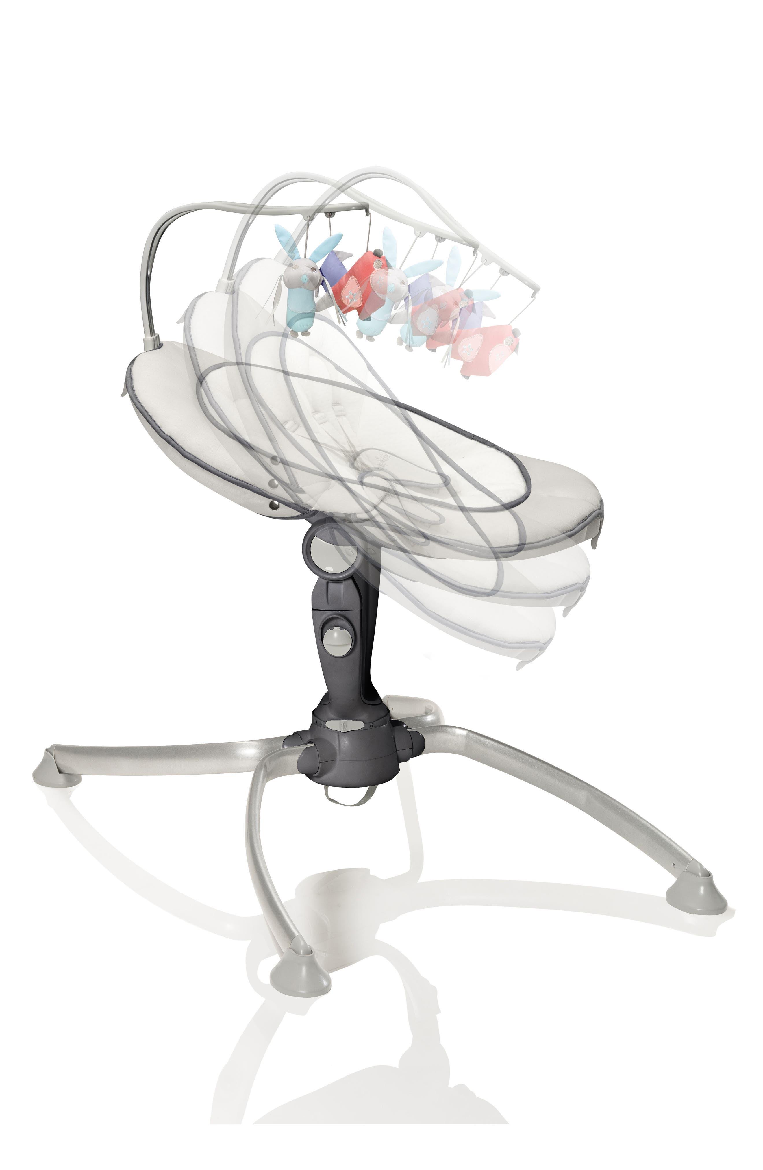 Alternate Image 2  - Babymoov Swoon Up Baby Bouncer Seat