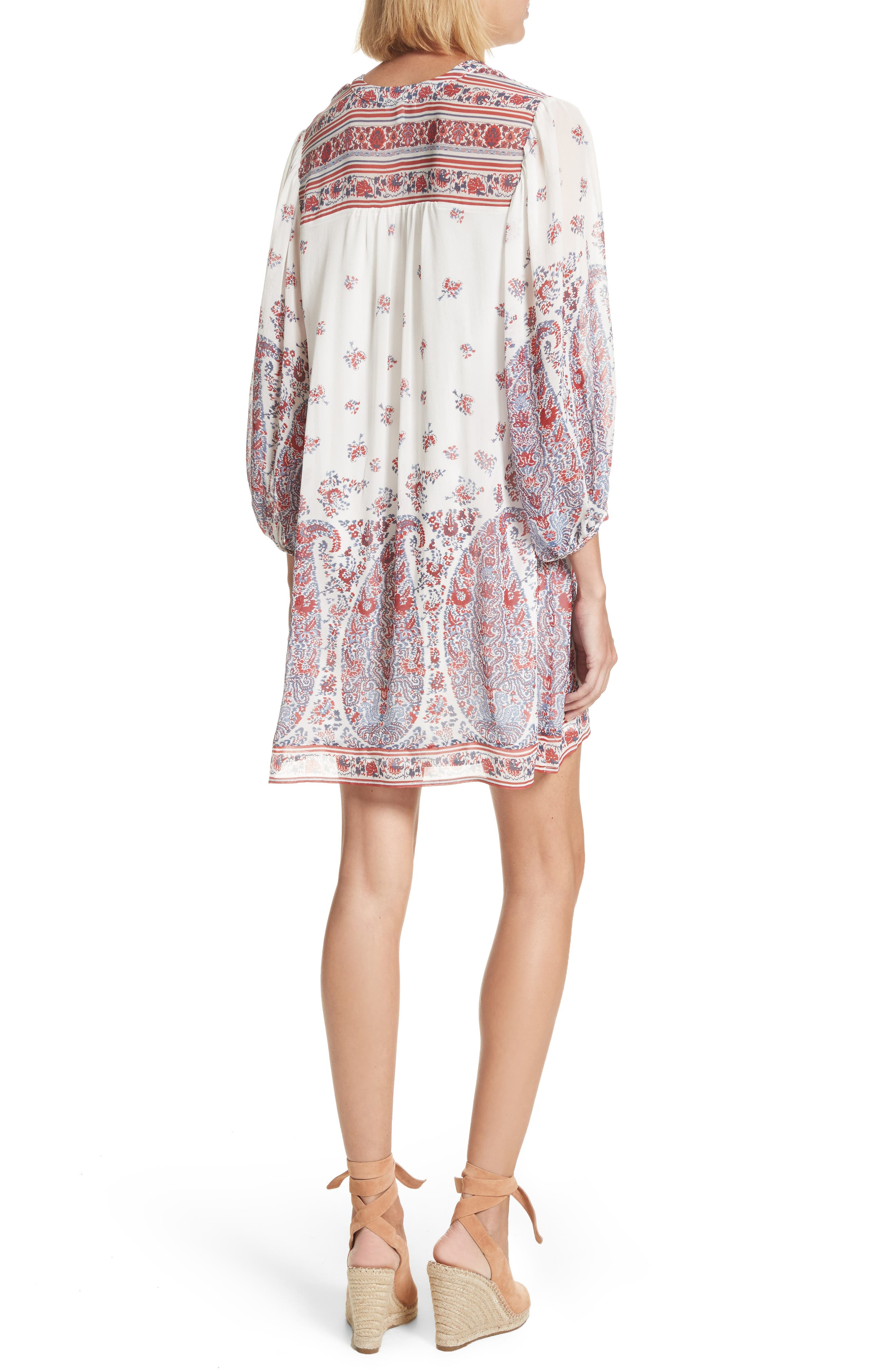 Alternate Image 2  - Joie Ofelie Silk Shirtdress