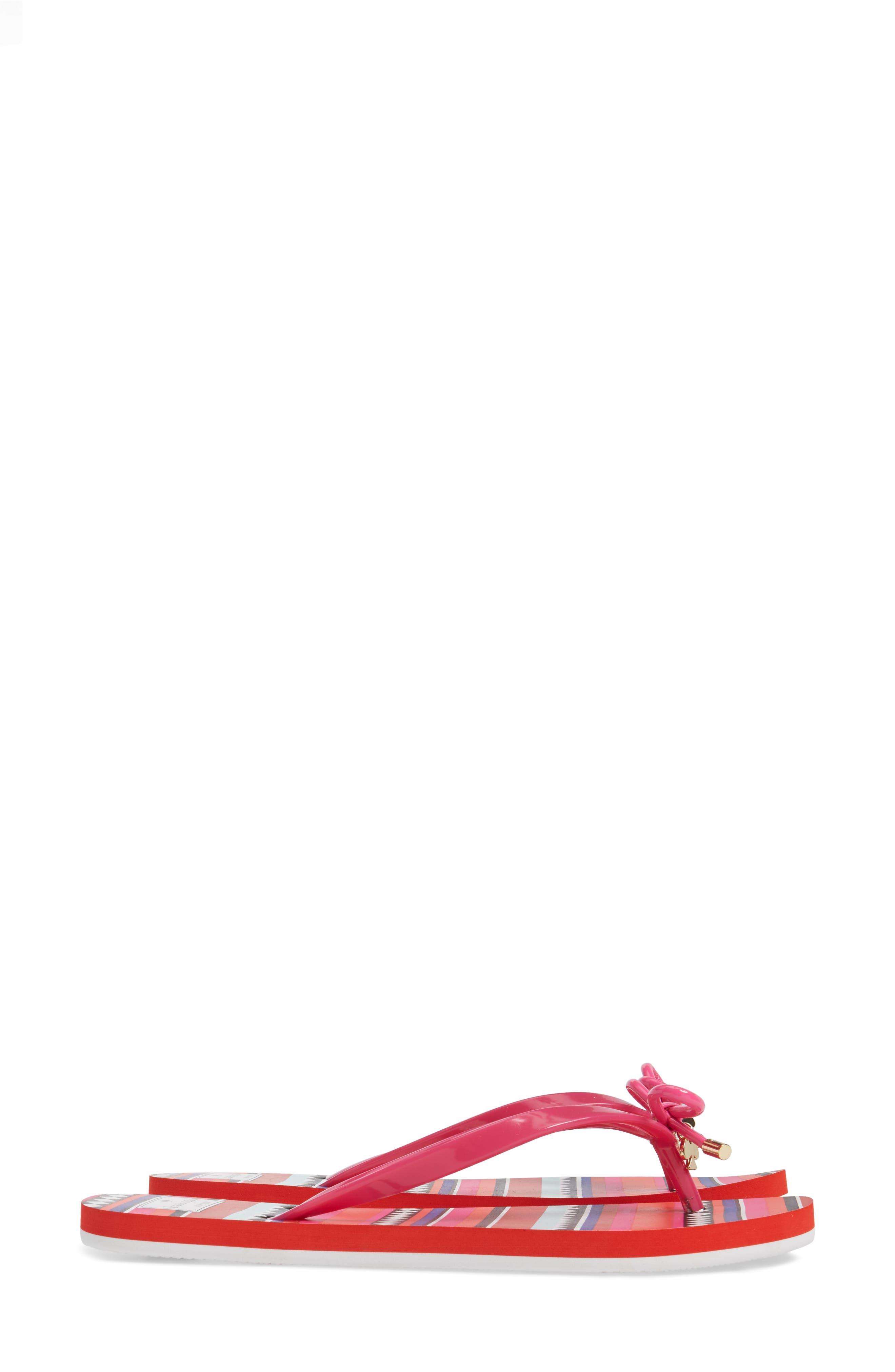Alternate Image 3  - kate spade new york 'nova' flip flop (Women)