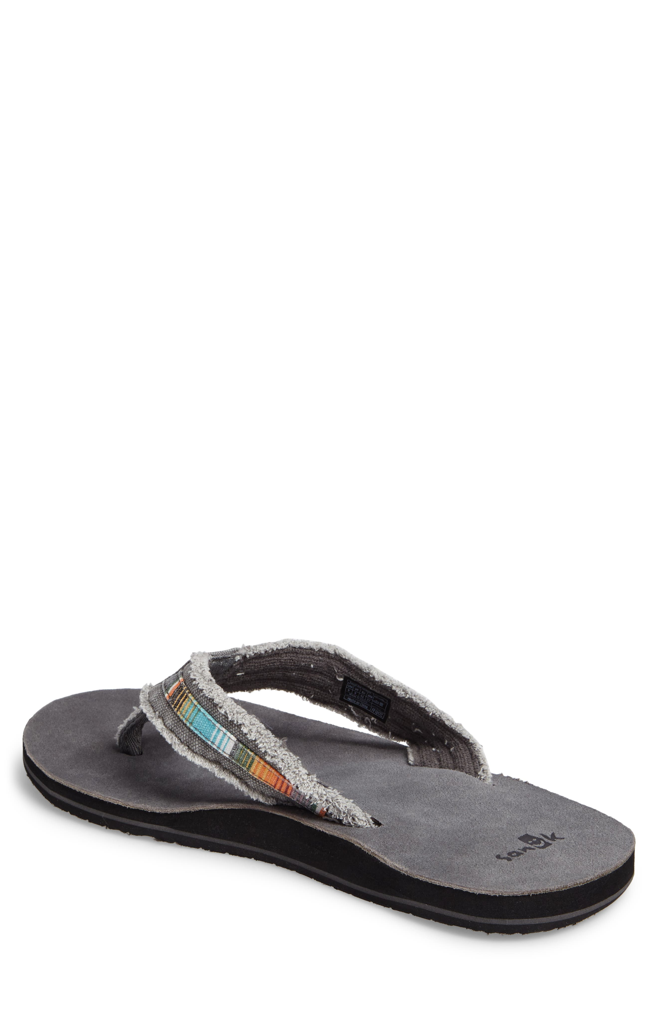 Alternate Image 2  - Sanuk Fraid So Flip Flop (Men)