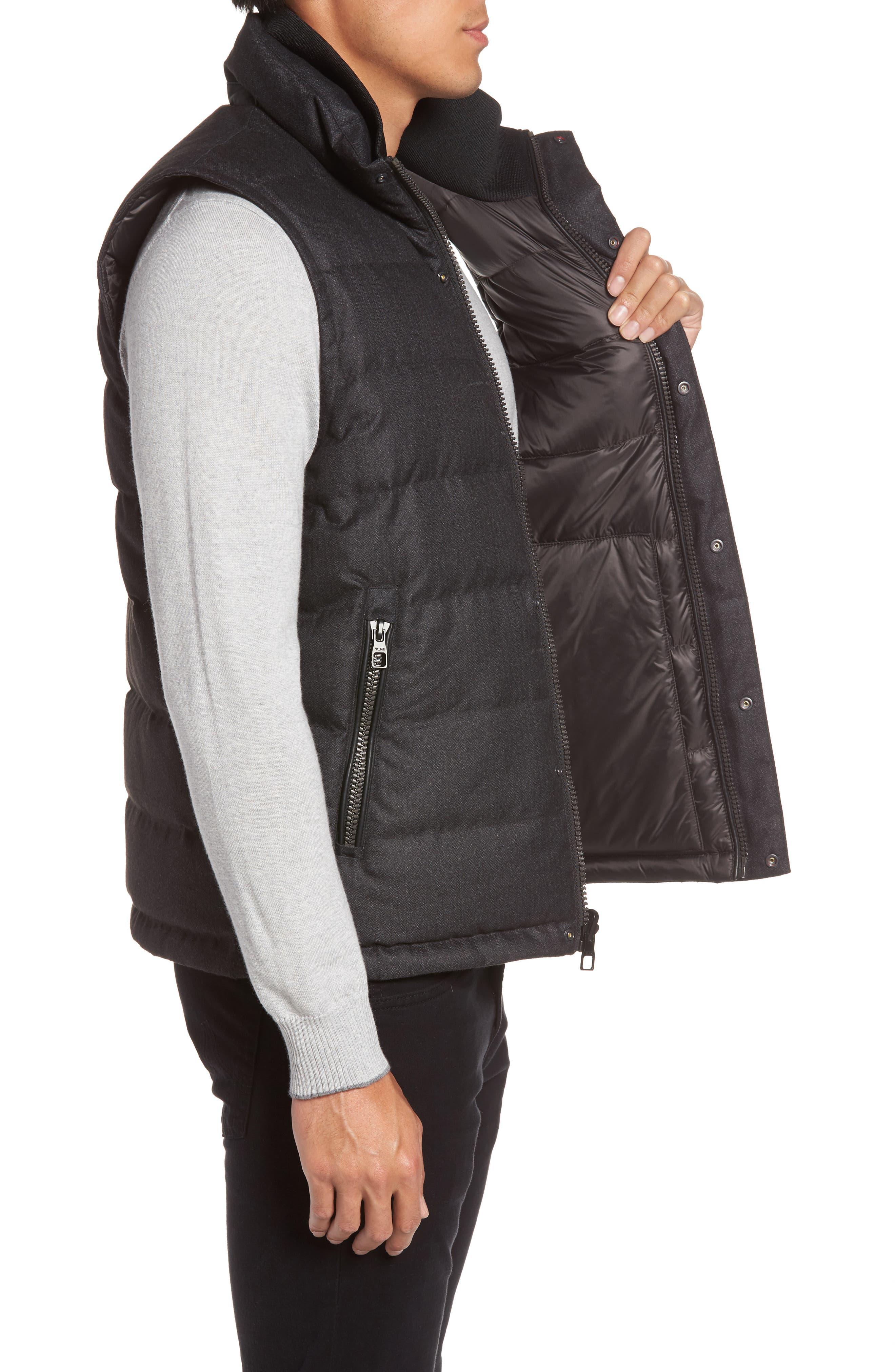 Alternate Image 3  - Tumi Heritage Reversible Down Vest