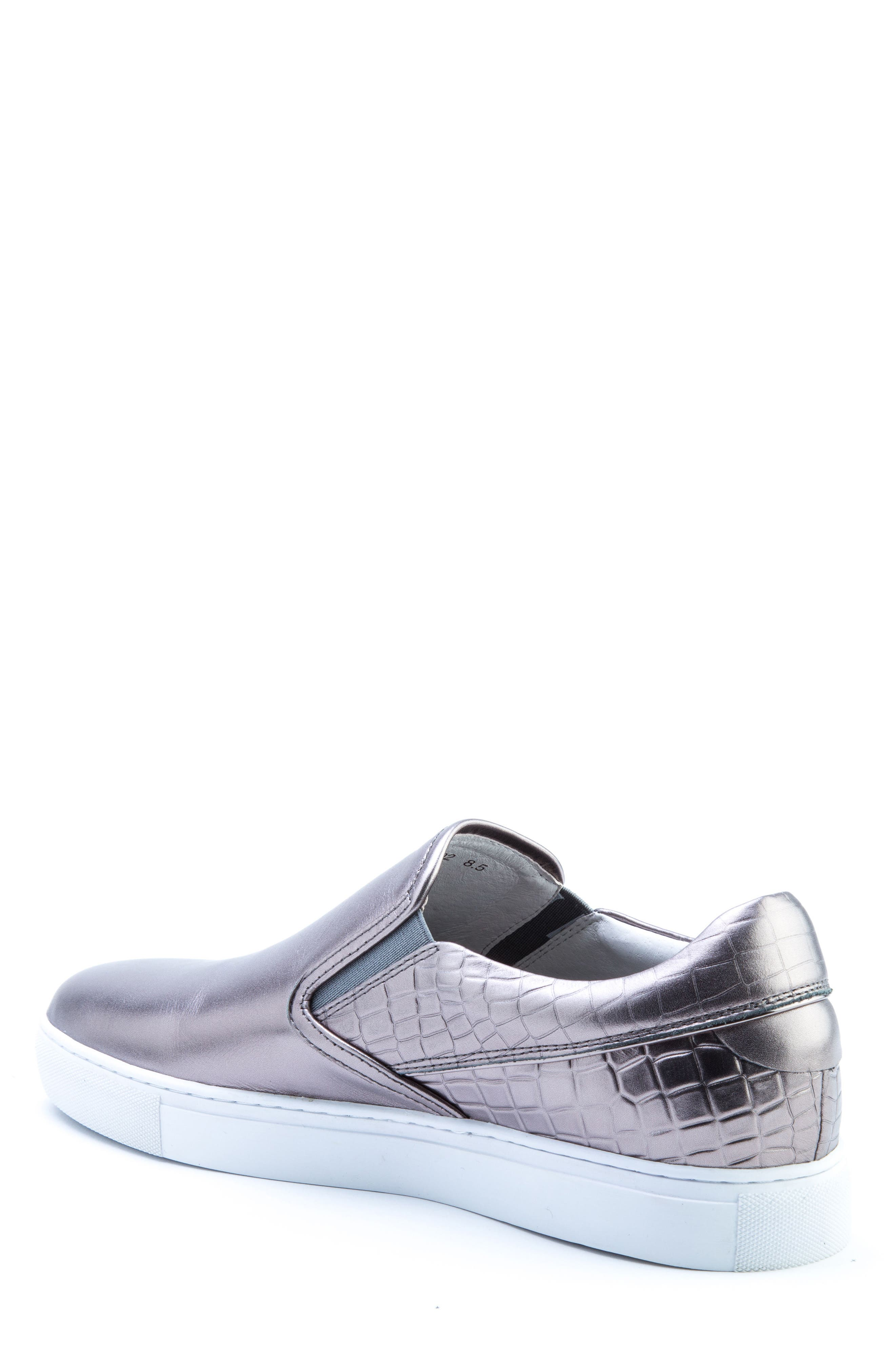 Alternate Image 2  - Badgley Mischka Dean Sneaker (Men)