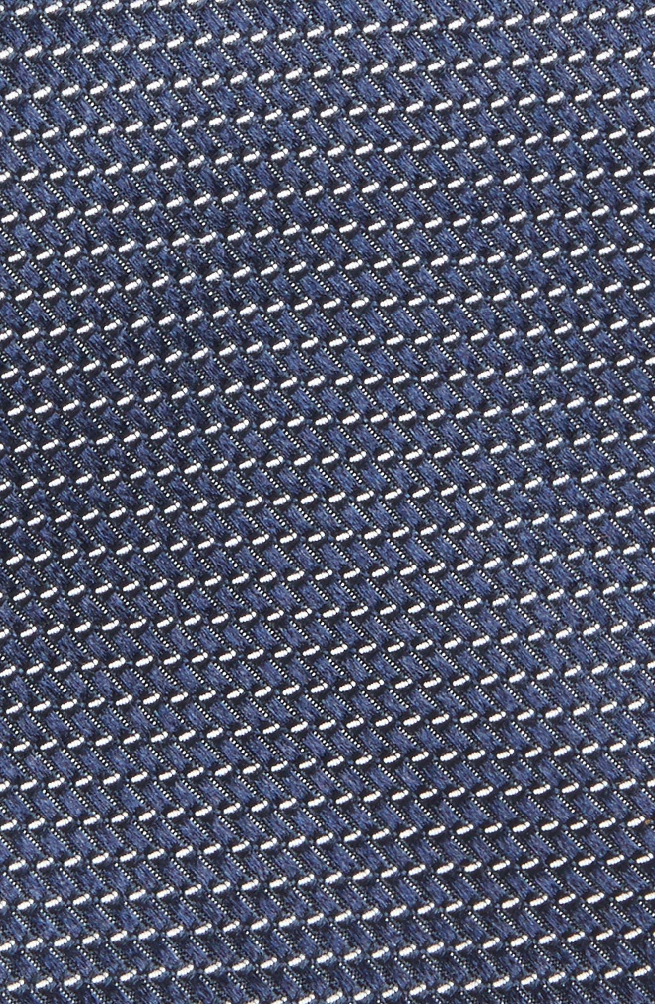 Alternate Image 2  - Nordstrom Men's Shop Chiana Mini Silk Tie