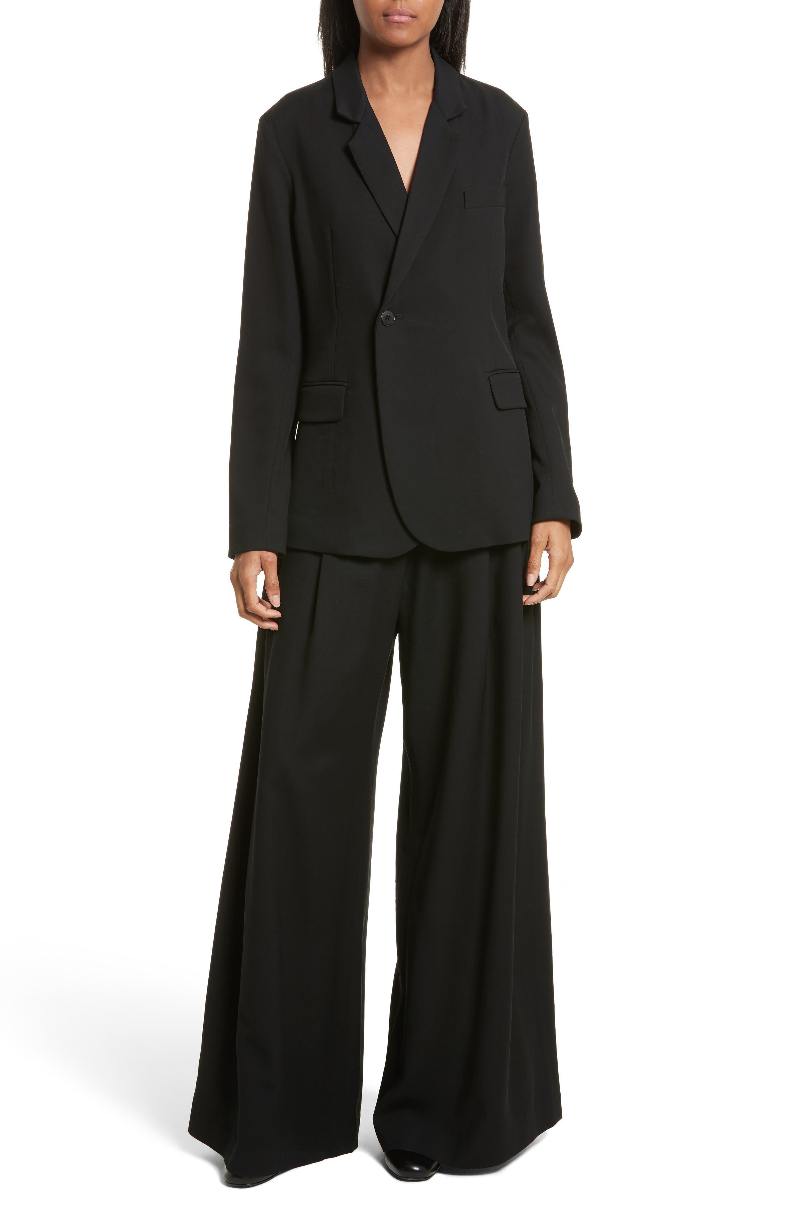 Classon Jacket,                             Alternate thumbnail 2, color,                             Black