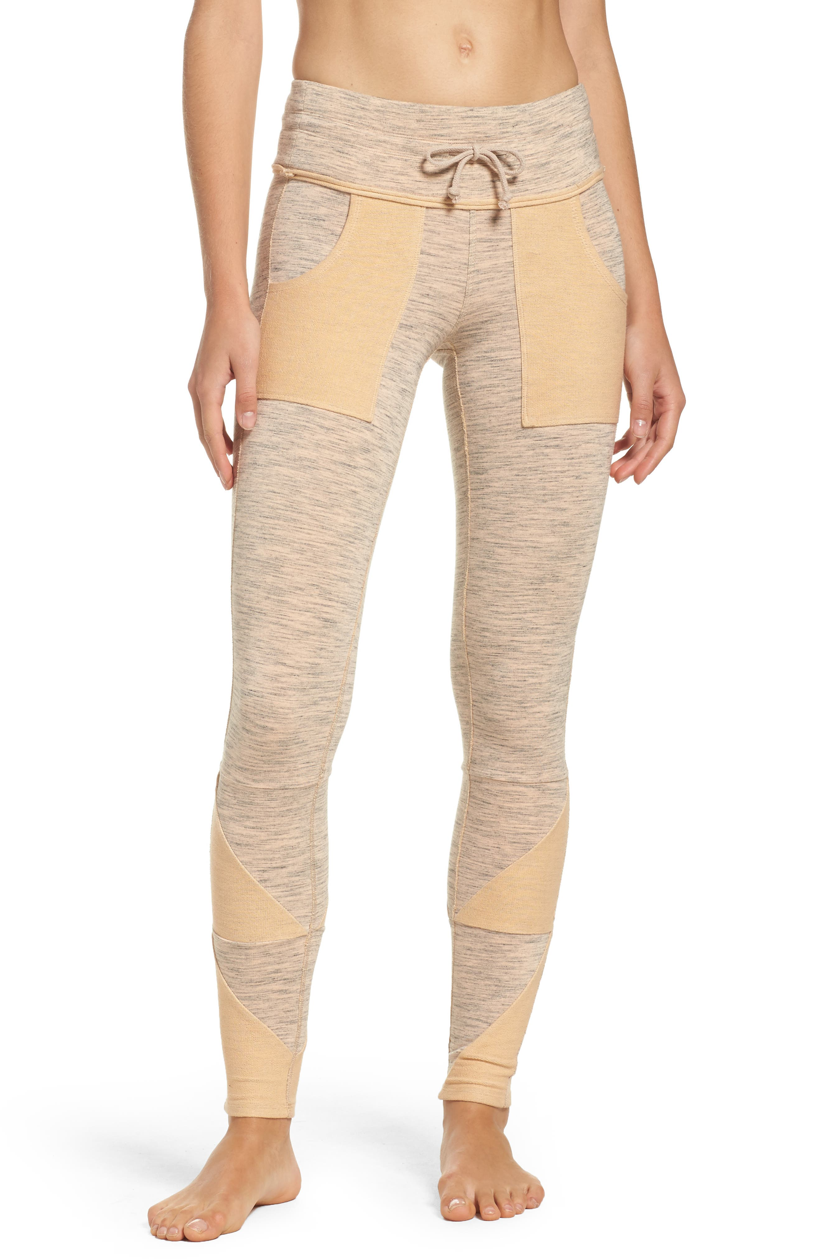 Alternate Image 1 Selected - Free People FP Movement Kyoto Leggings