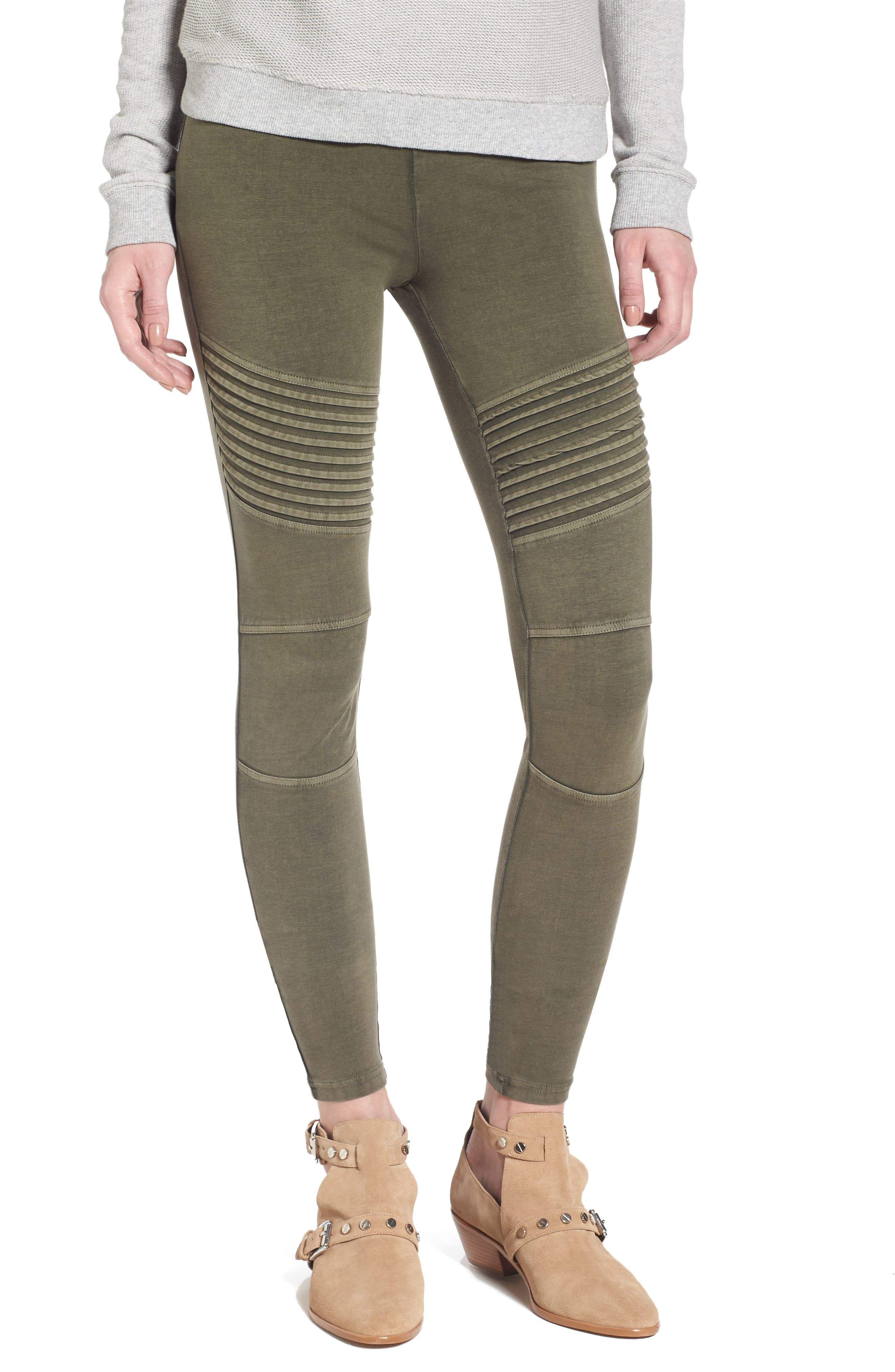 BP. Moto Leggings