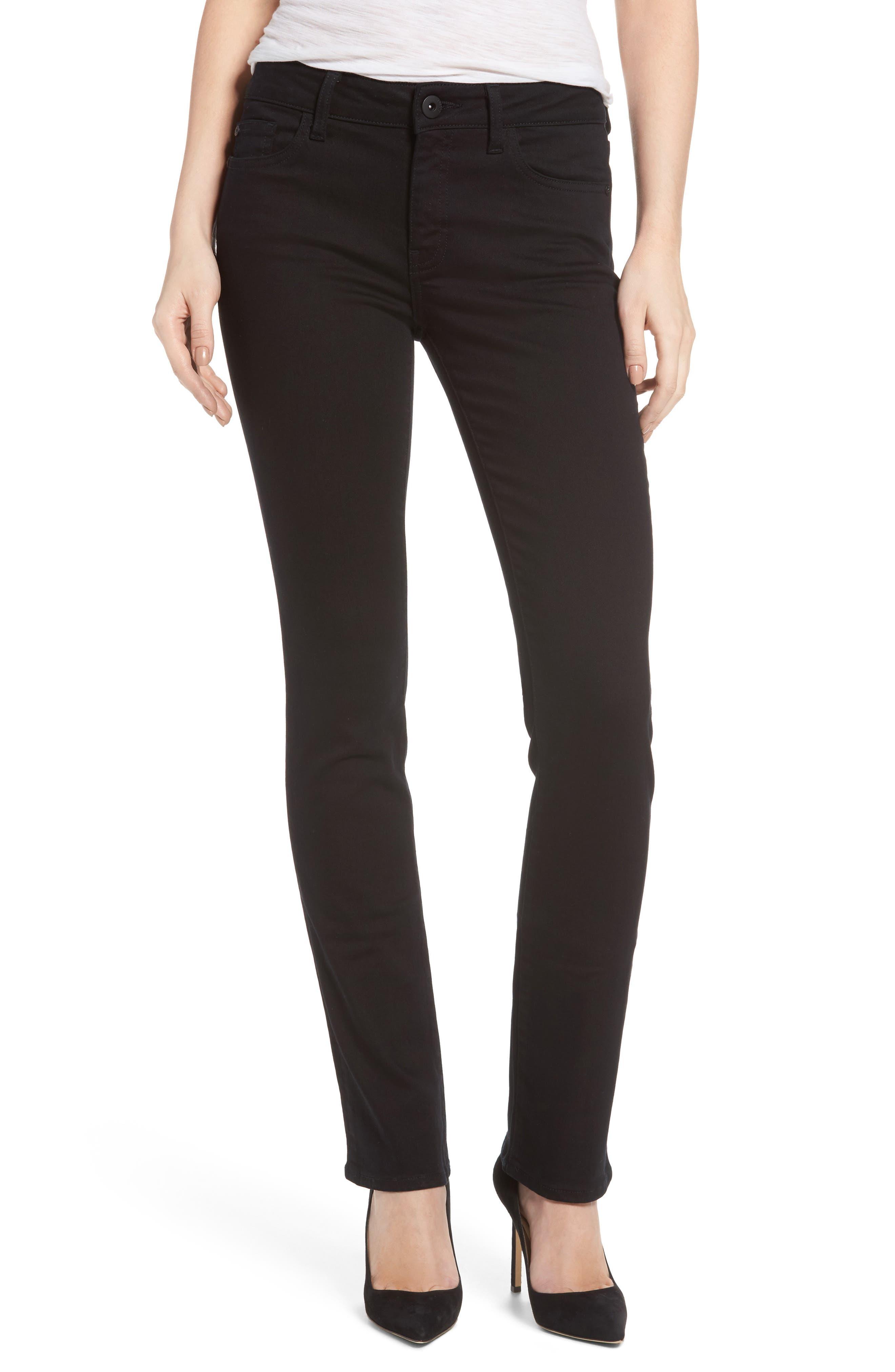 Mara Straight Leg Jeans,                         Main,                         color, Nightwatch