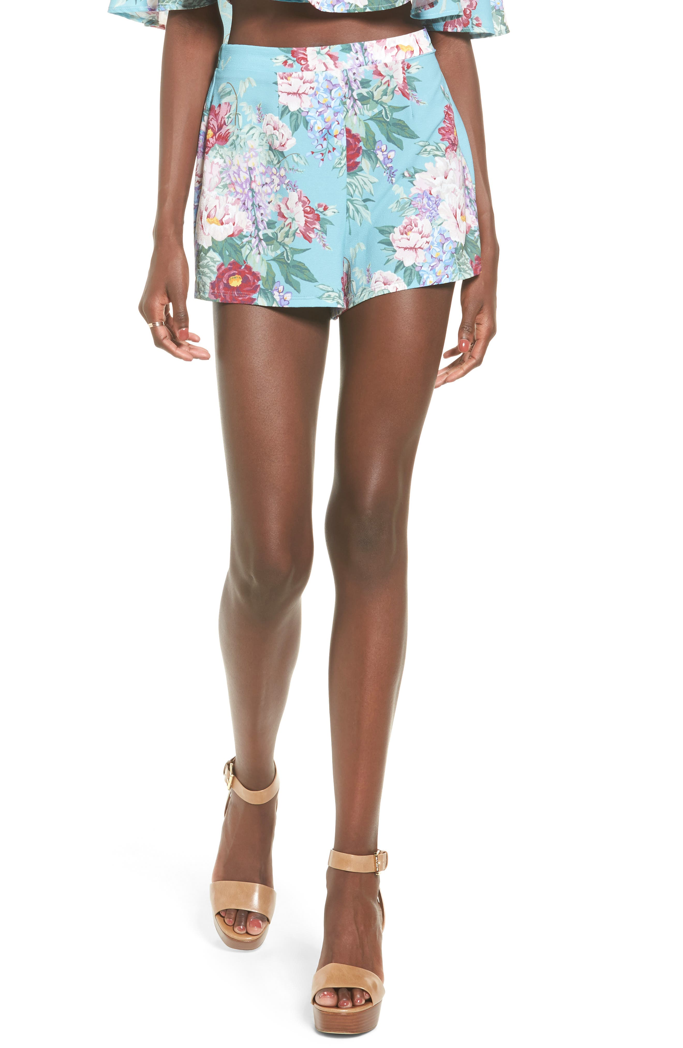 Alternate Image 1 Selected - Show Me Your Mumu Martine Shorts