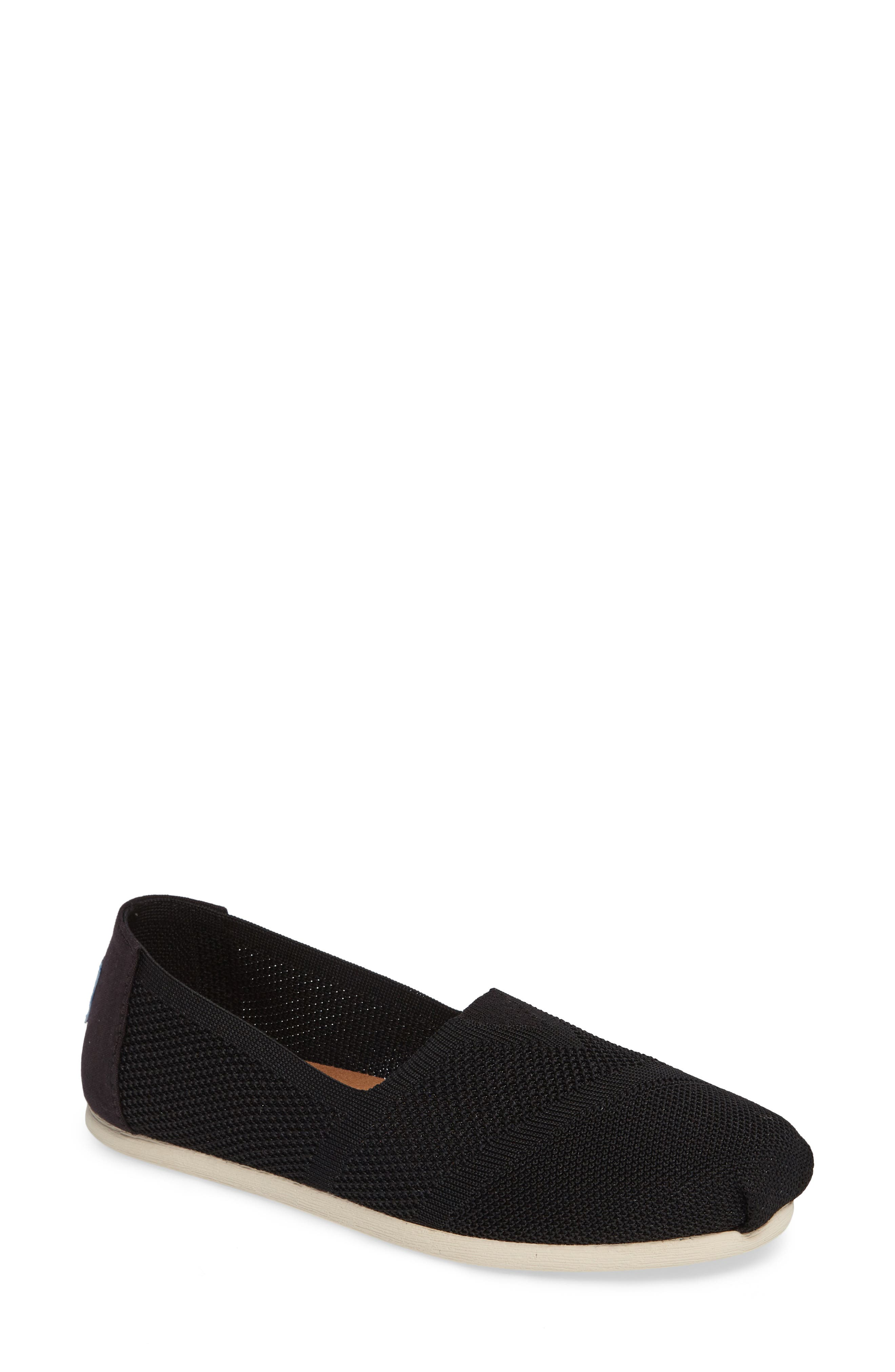 Alternate Image 1 Selected - TOMS Alpargata Knit Slip-On (Women)