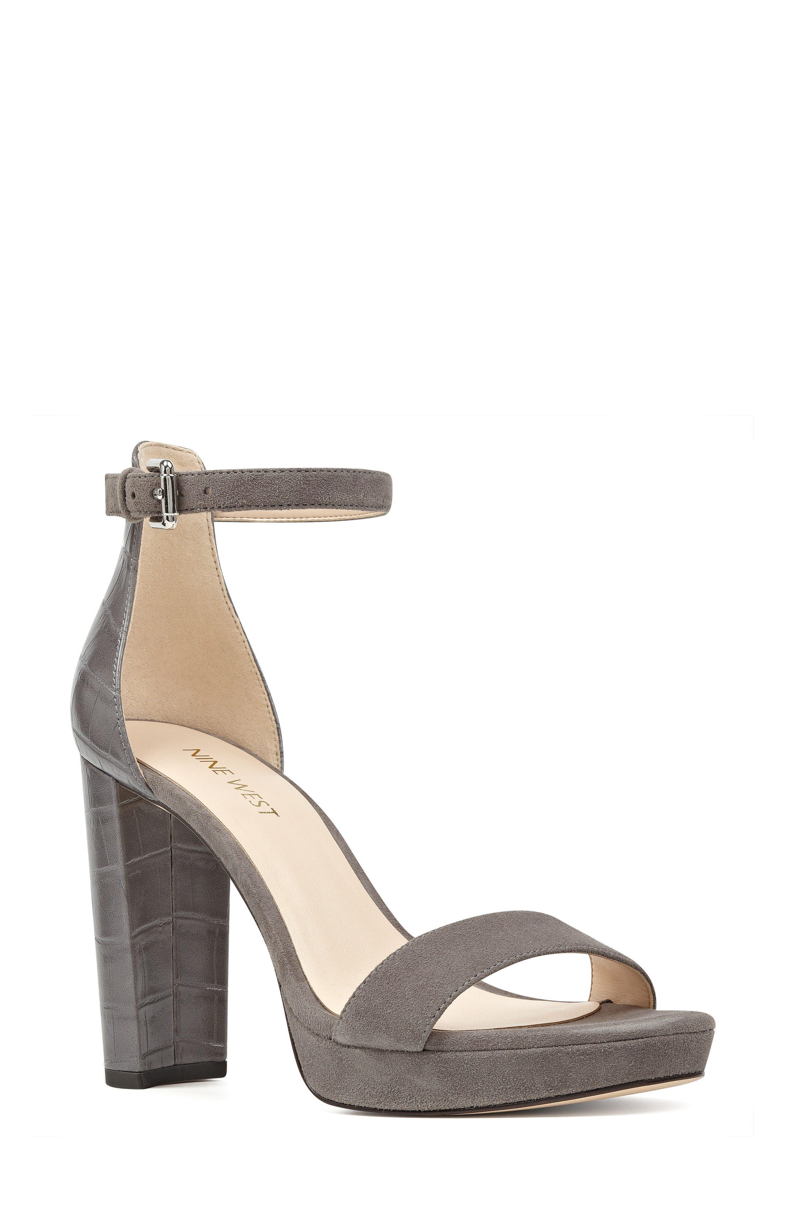 Nine West Dempsey Platform Sandal (Women)