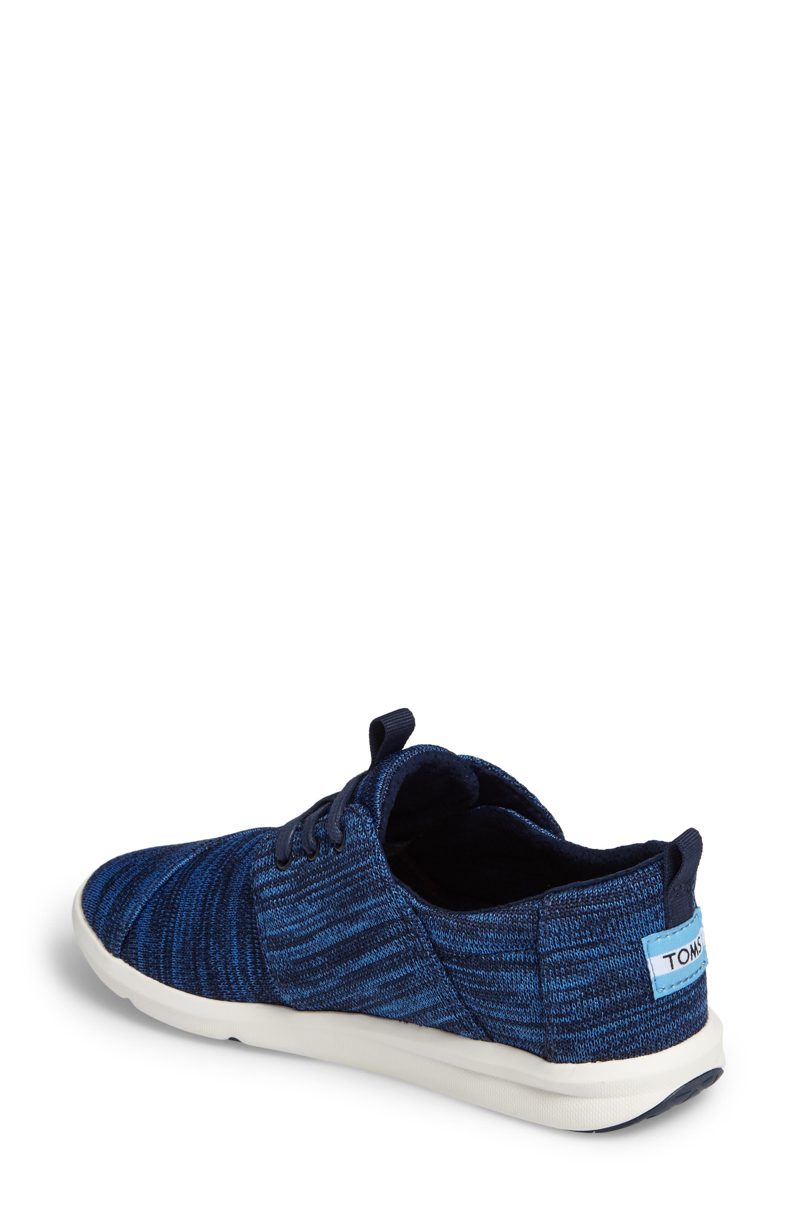 Alternate Image 2  - TOMS 'Del Ray' Sneaker (Women)