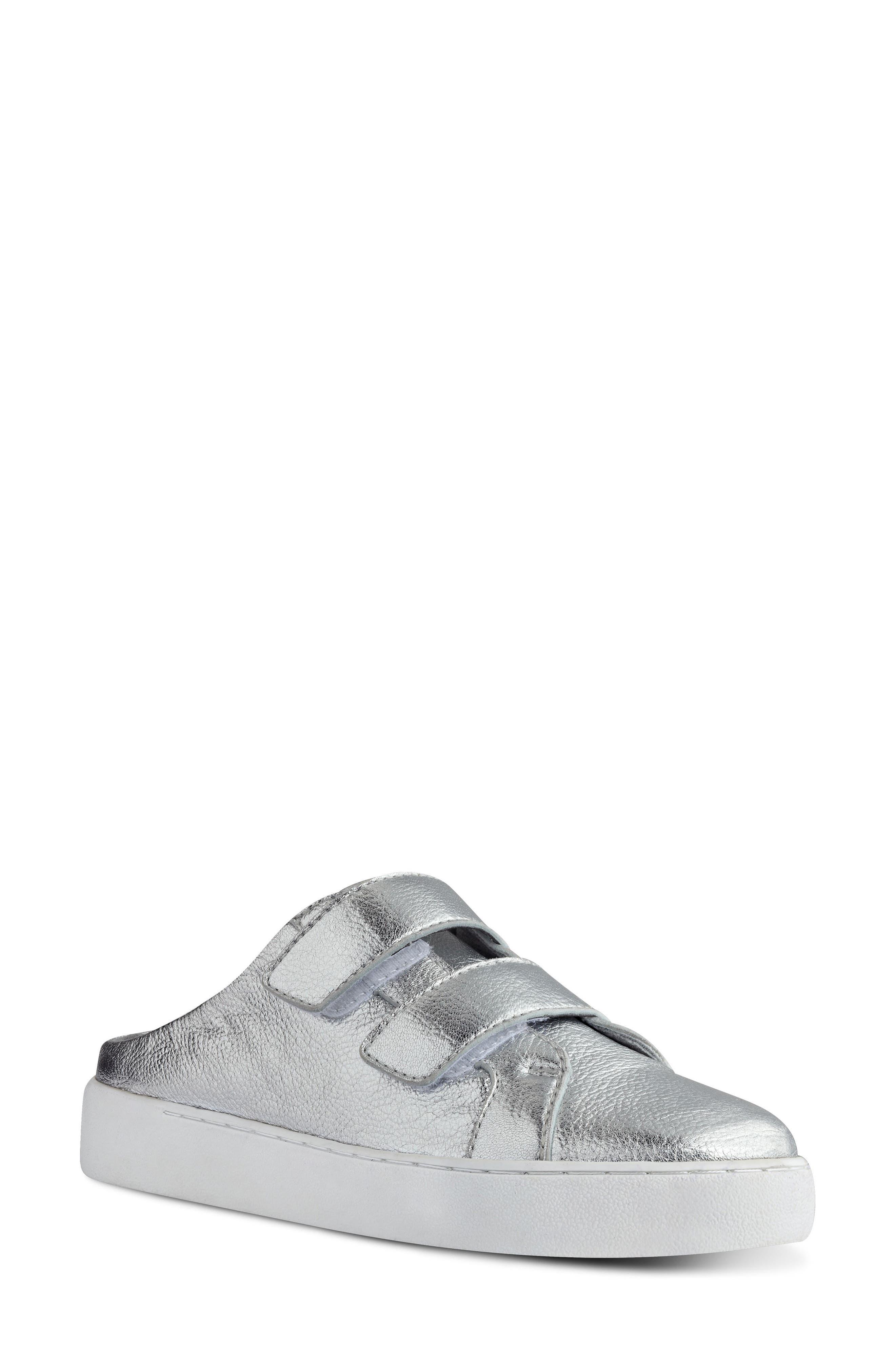 Alternate Image 1 Selected - Nine West Poeton Sneaker Mule (Women)