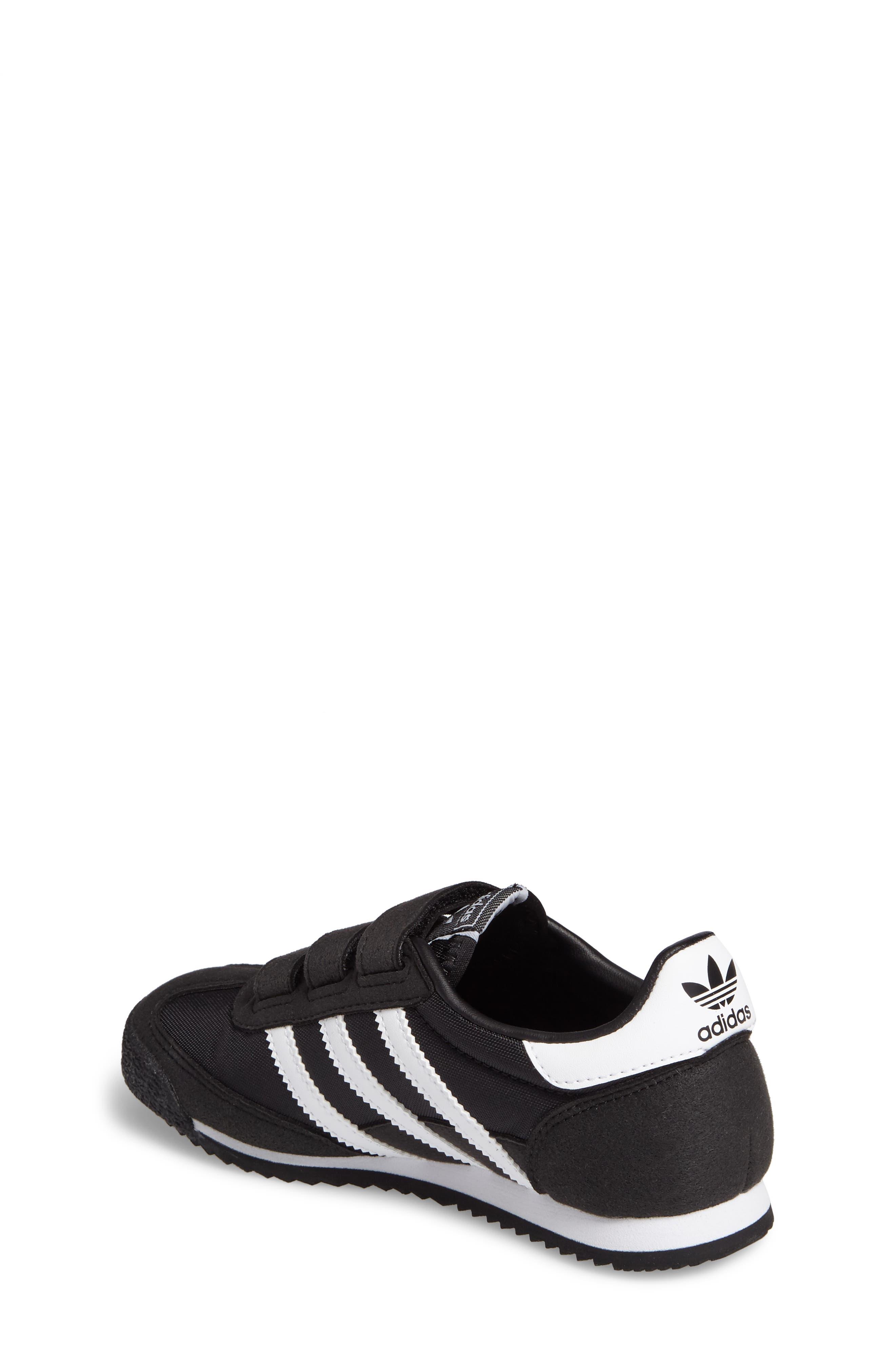 Dragon OG CF Athletic Shoe,                             Alternate thumbnail 2, color,                             Black/ White