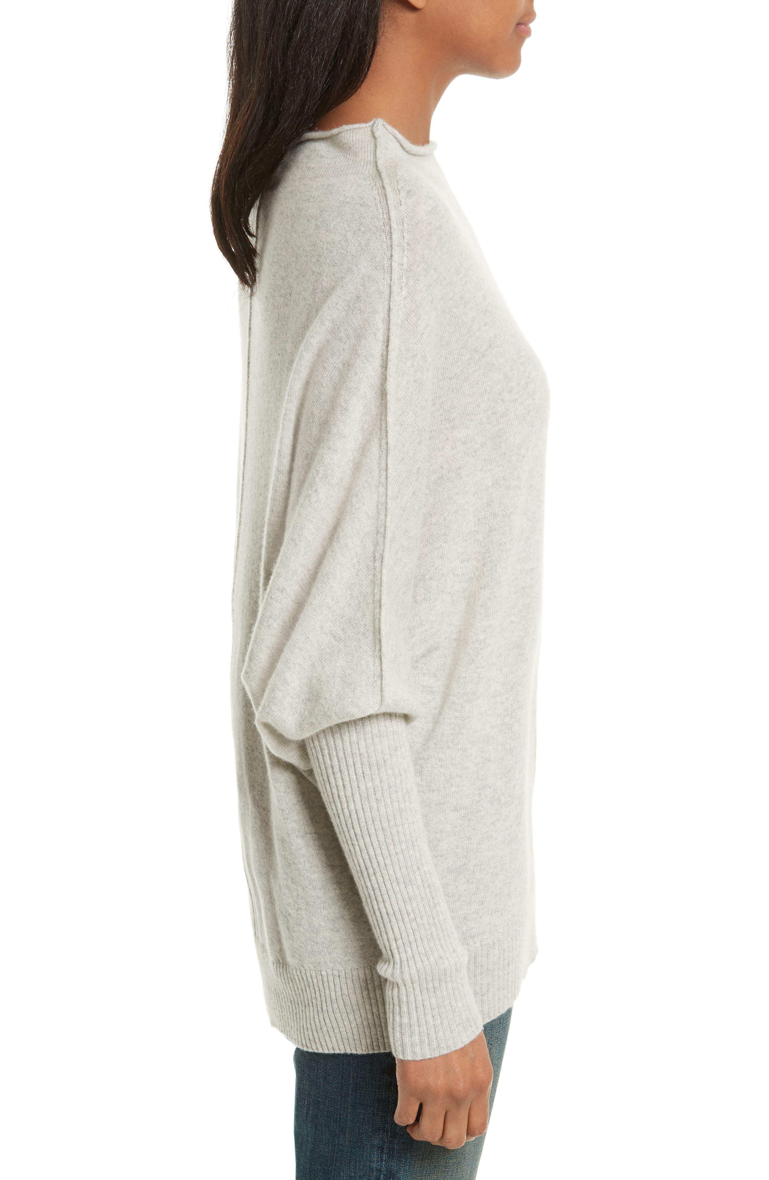 Alternate Image 3  - Nili Lotan Rosalie Cashmere Sweater